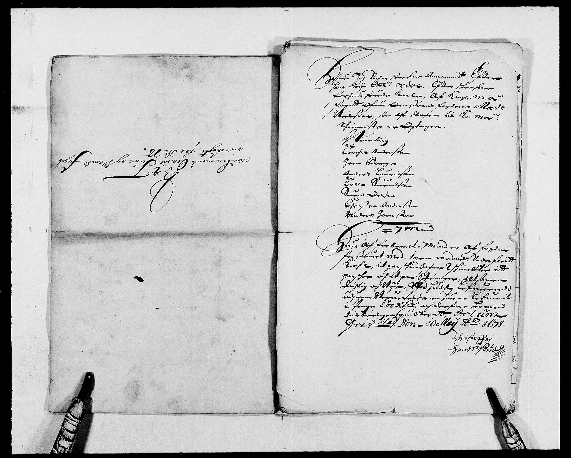 RA, Rentekammeret inntil 1814, Reviderte regnskaper, Fogderegnskap, R03/L0110: Fogderegnskap Onsøy, Tune, Veme og Åbygge fogderi, 1678-1679, s. 297
