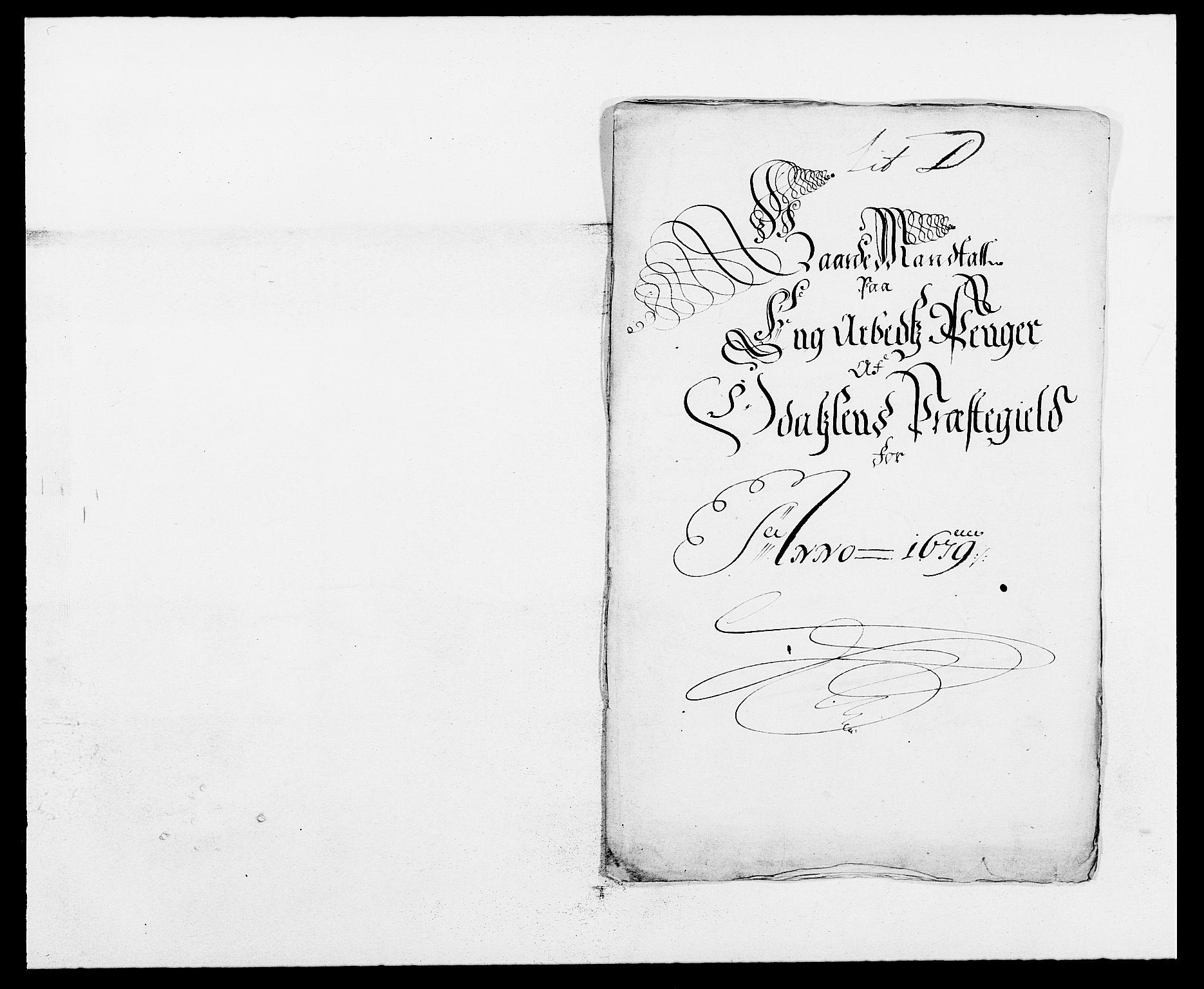 RA, Rentekammeret inntil 1814, Reviderte regnskaper, Fogderegnskap, R13/L0816: Fogderegnskap Solør, Odal og Østerdal, 1679, s. 186