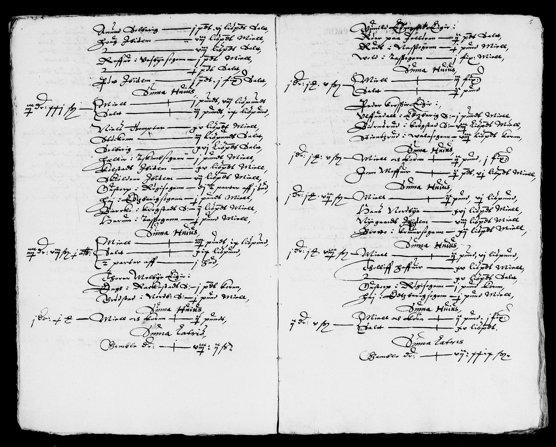 RA, Rentekammeret inntil 1814, Reviderte regnskaper, Lensregnskaper, R/Rb/Rba/L0031: Akershus len, 1612-1613