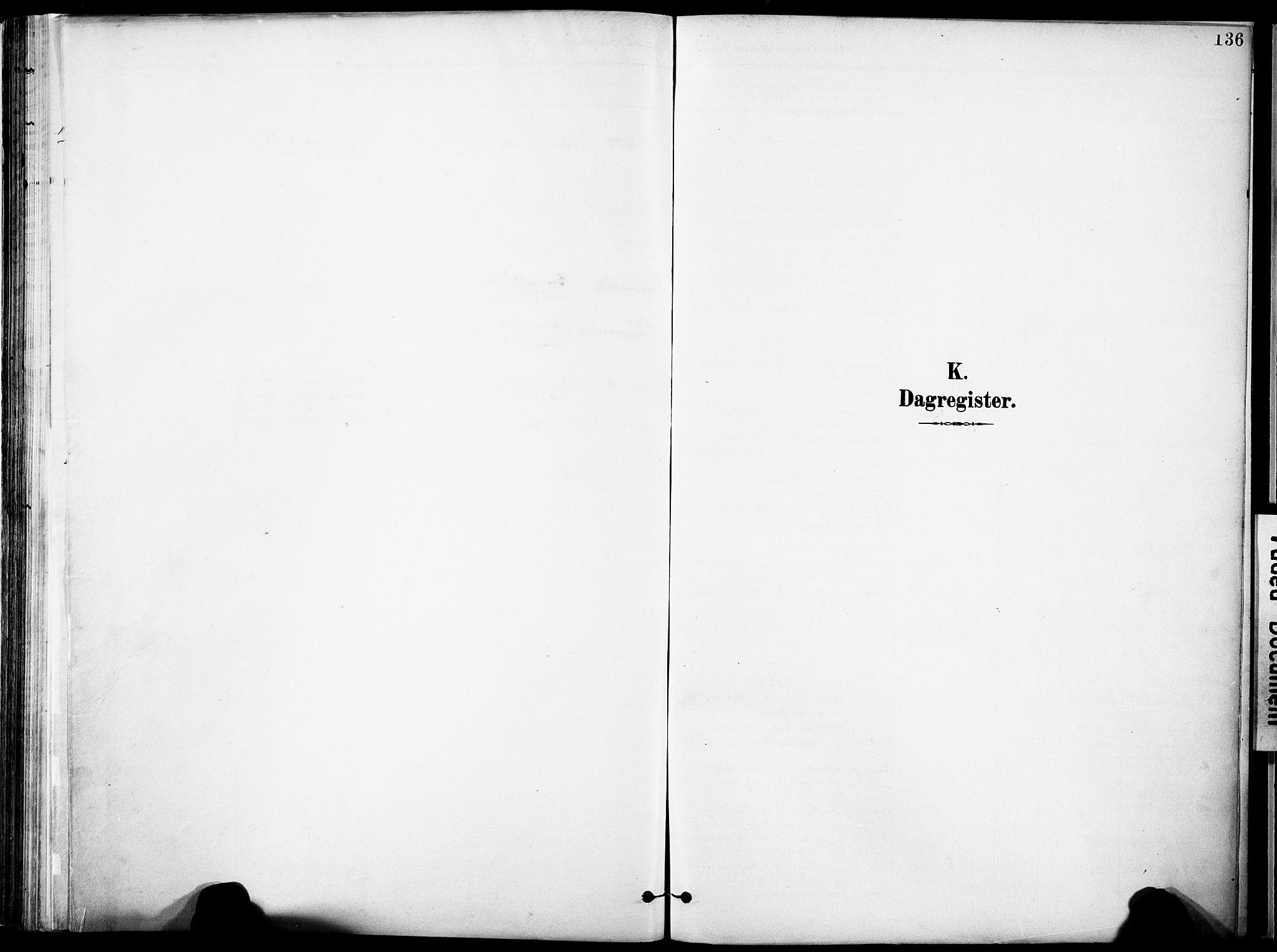 SAH, Nordre Land prestekontor, Ministerialbok nr. 6, 1897-1914, s. 136
