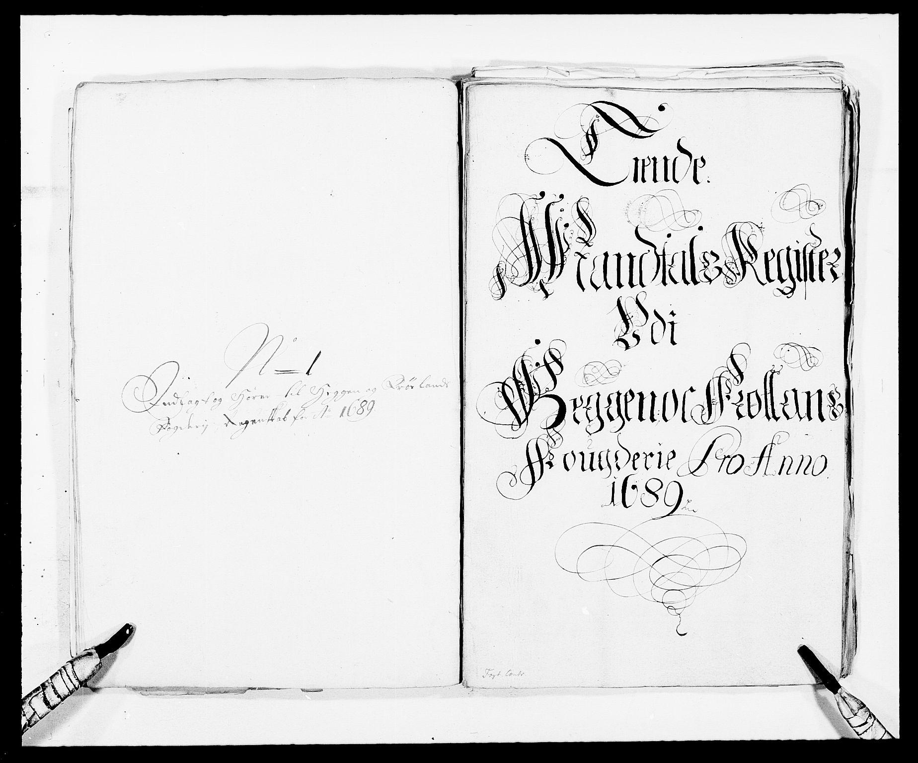 RA, Rentekammeret inntil 1814, Reviderte regnskaper, Fogderegnskap, R06/L0282: Fogderegnskap Heggen og Frøland, 1687-1690, s. 131