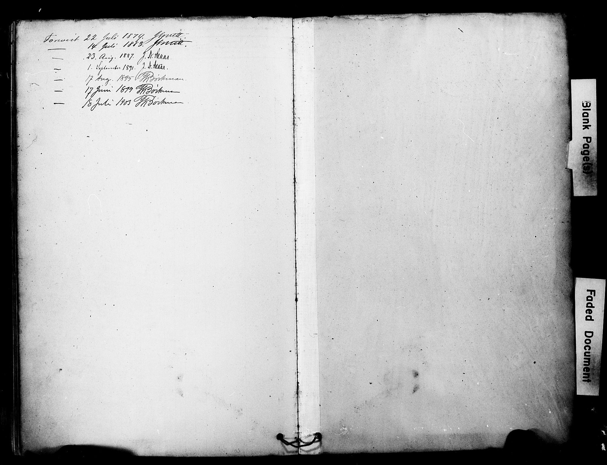 SATØ, Tranøy sokneprestkontor, I/Ia/Iaa/L0011kirke: Ministerialbok nr. 11, 1878-1904