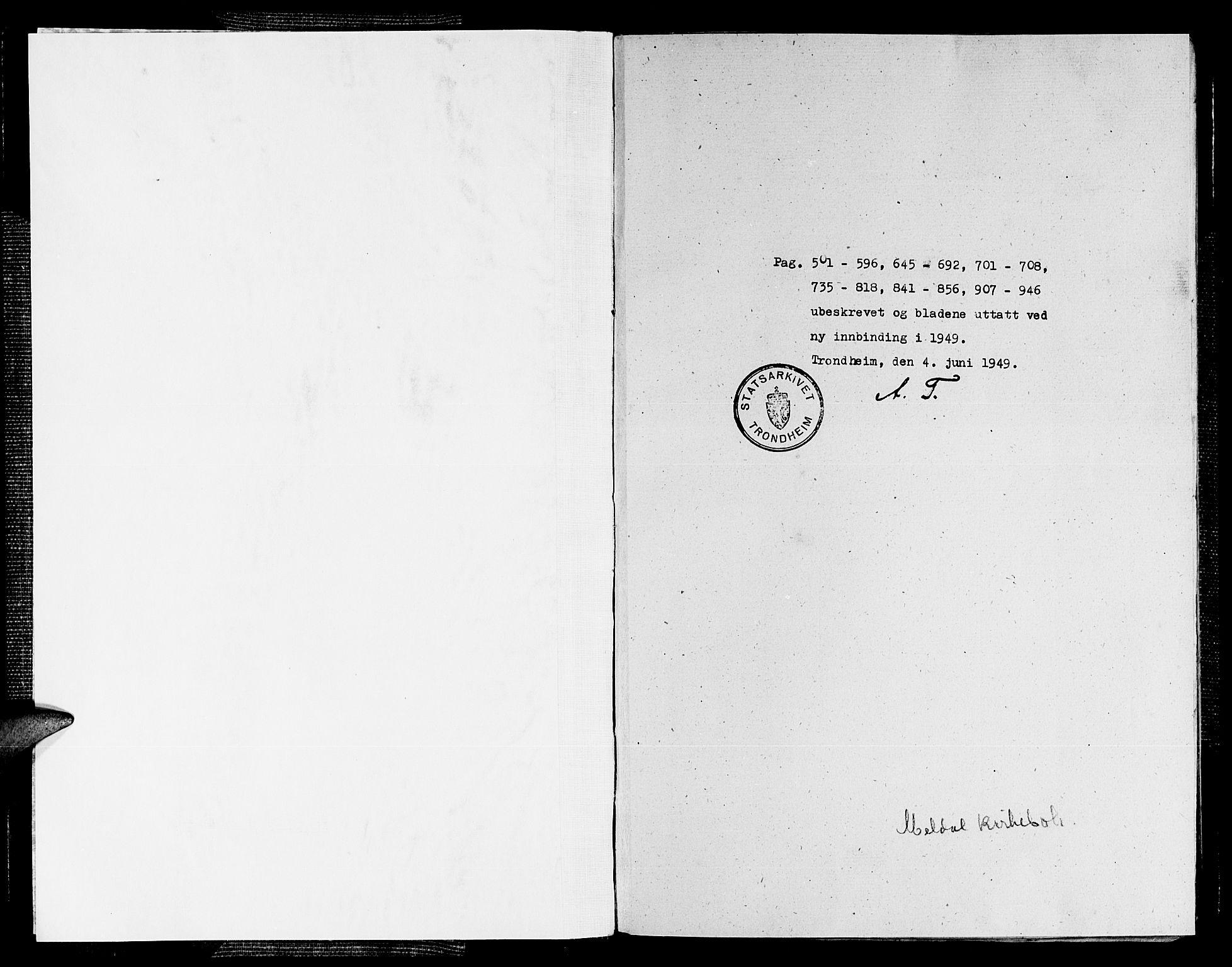 SAT, Ministerialprotokoller, klokkerbøker og fødselsregistre - Sør-Trøndelag, 672/L0852: Ministerialbok nr. 672A05, 1776-1815