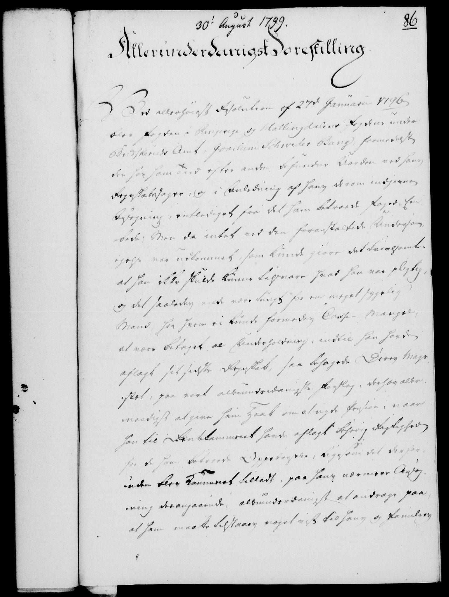 RA, Rentekammeret, Kammerkanselliet, G/Gf/Gfa/L0081: Norsk relasjons- og resolusjonsprotokoll (merket RK 52.81), 1799, s. 530