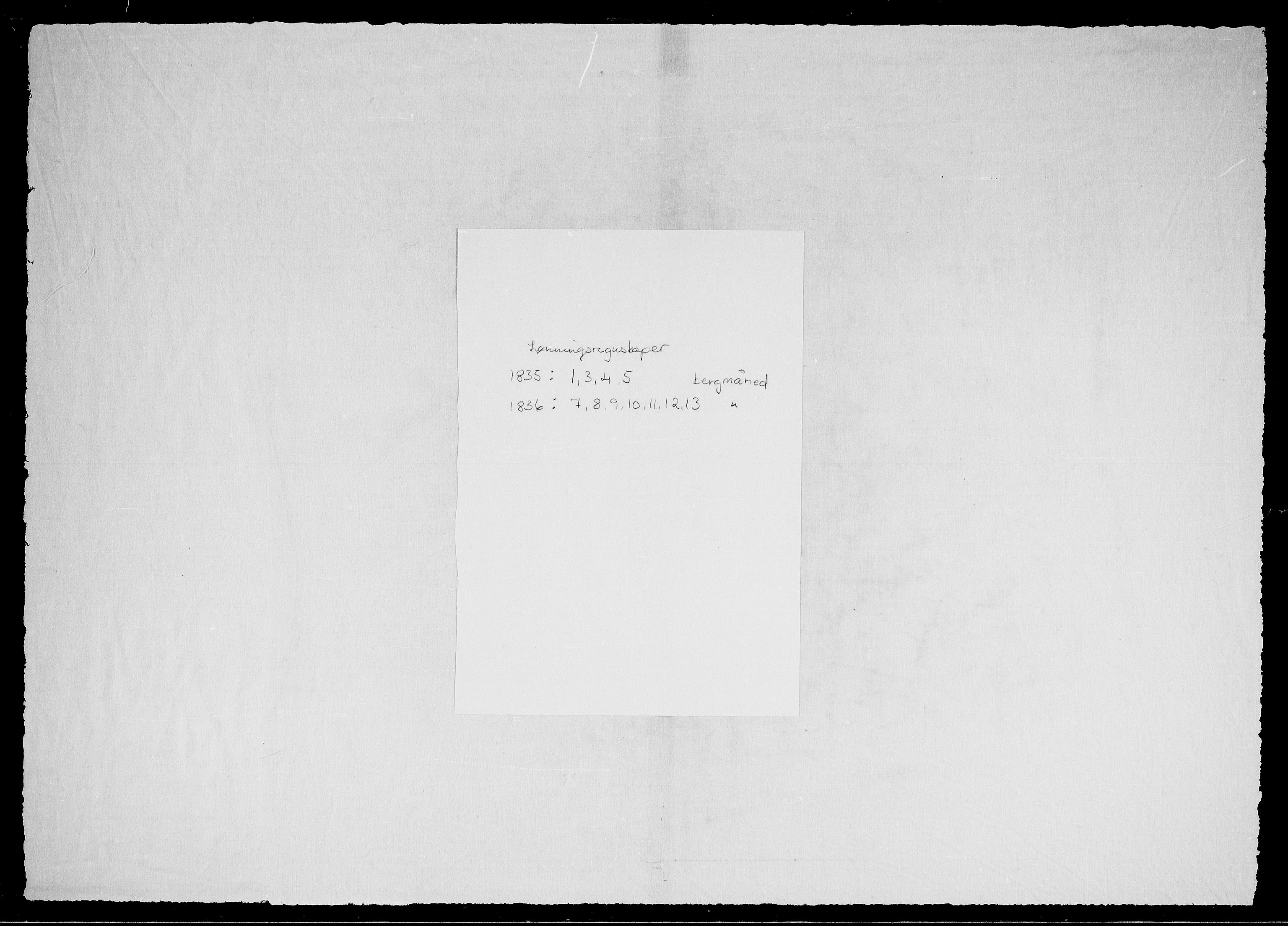 RA, Modums Blaafarveværk, G/Gd/Gdd/L0275, 1835-1836, s. 2
