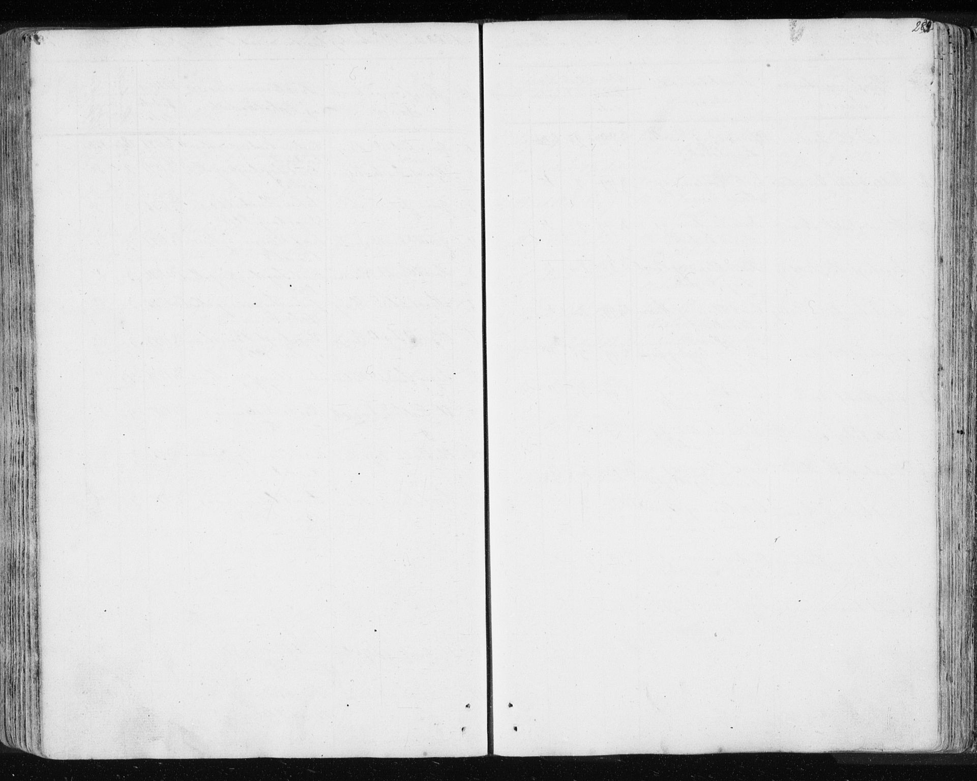 SAT, Ministerialprotokoller, klokkerbøker og fødselsregistre - Sør-Trøndelag, 689/L1043: Klokkerbok nr. 689C02, 1816-1892, s. 284