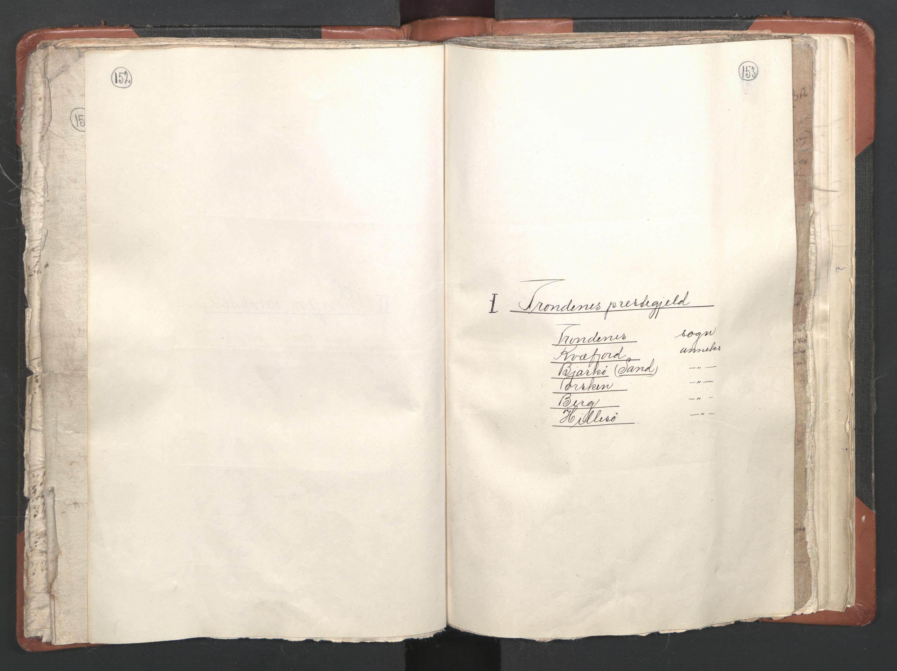 RA, Sogneprestenes manntall 1664-1666, nr. 36: Lofoten og Vesterålen prosti, Senja prosti og Troms prosti, 1664-1666, s. 152-153