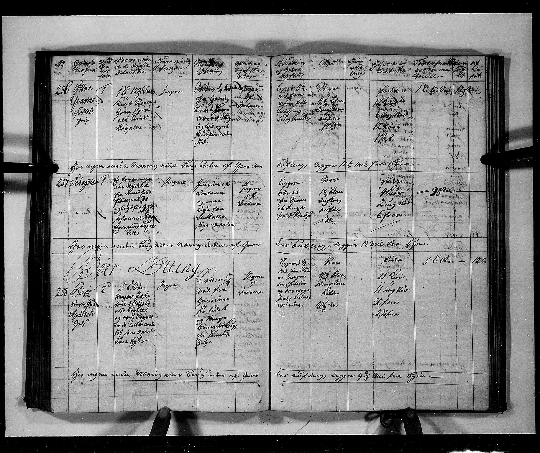 RA, Rentekammeret inntil 1814, Realistisk ordnet avdeling, N/Nb/Nbf/L0141: Voss eksaminasjonsprotokoll, 1723, s. 102b-103a