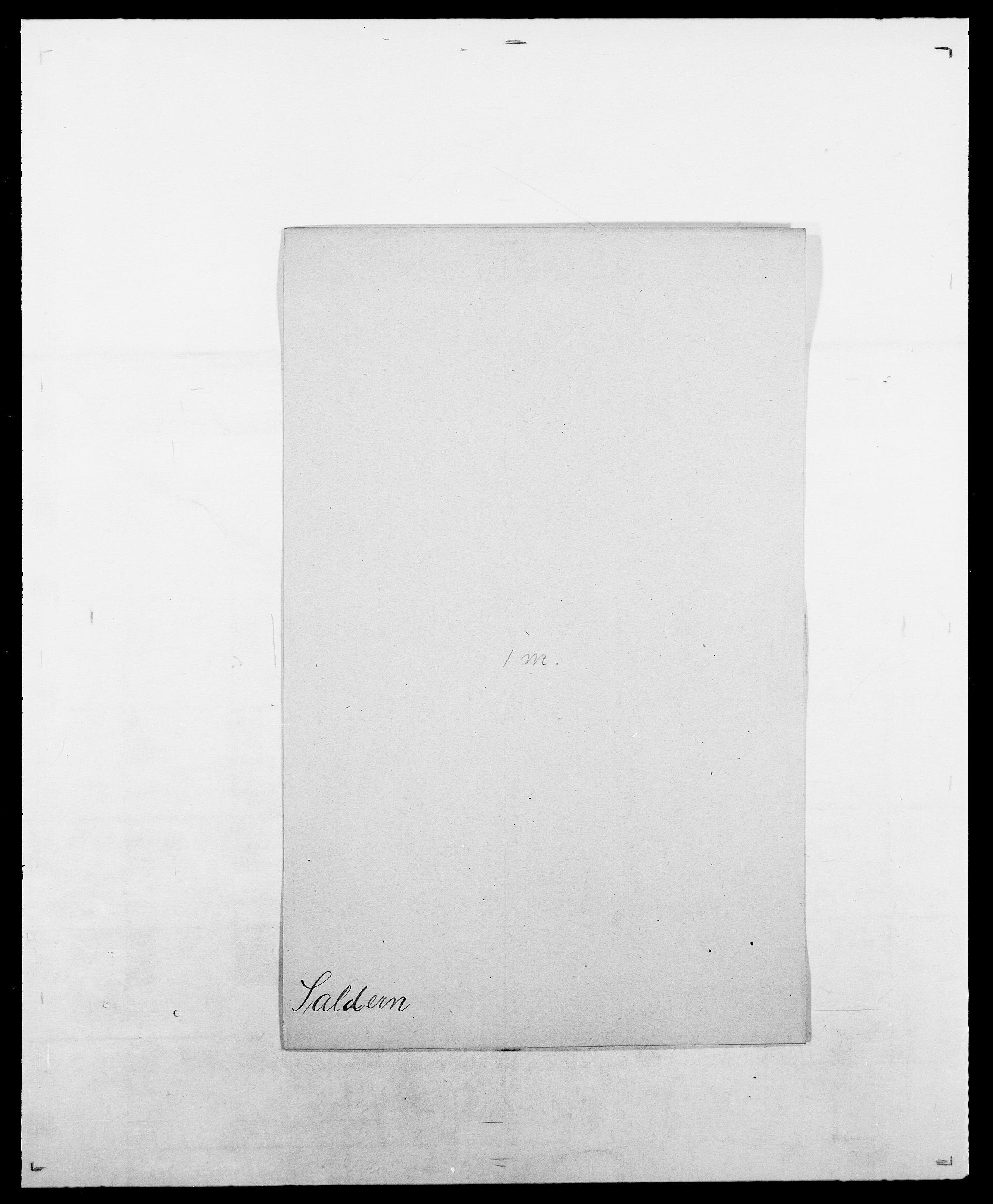 SAO, Delgobe, Charles Antoine - samling, D/Da/L0034: Saabye - Schmincke, s. 51