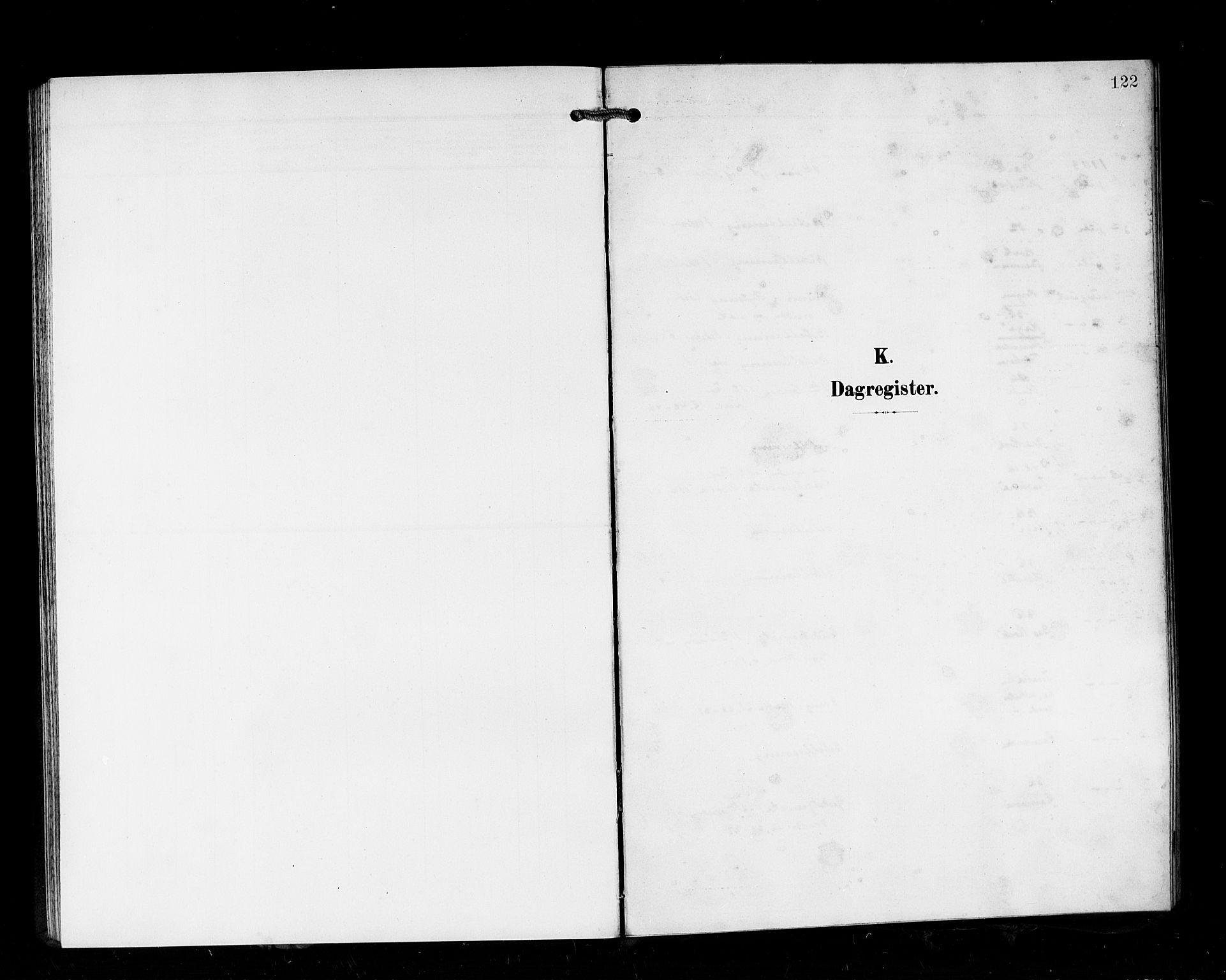SAB, Den Norske Sjømannsmisjon i utlandet*, Ministerialbok nr. A 1, 1903-1906, s. 122