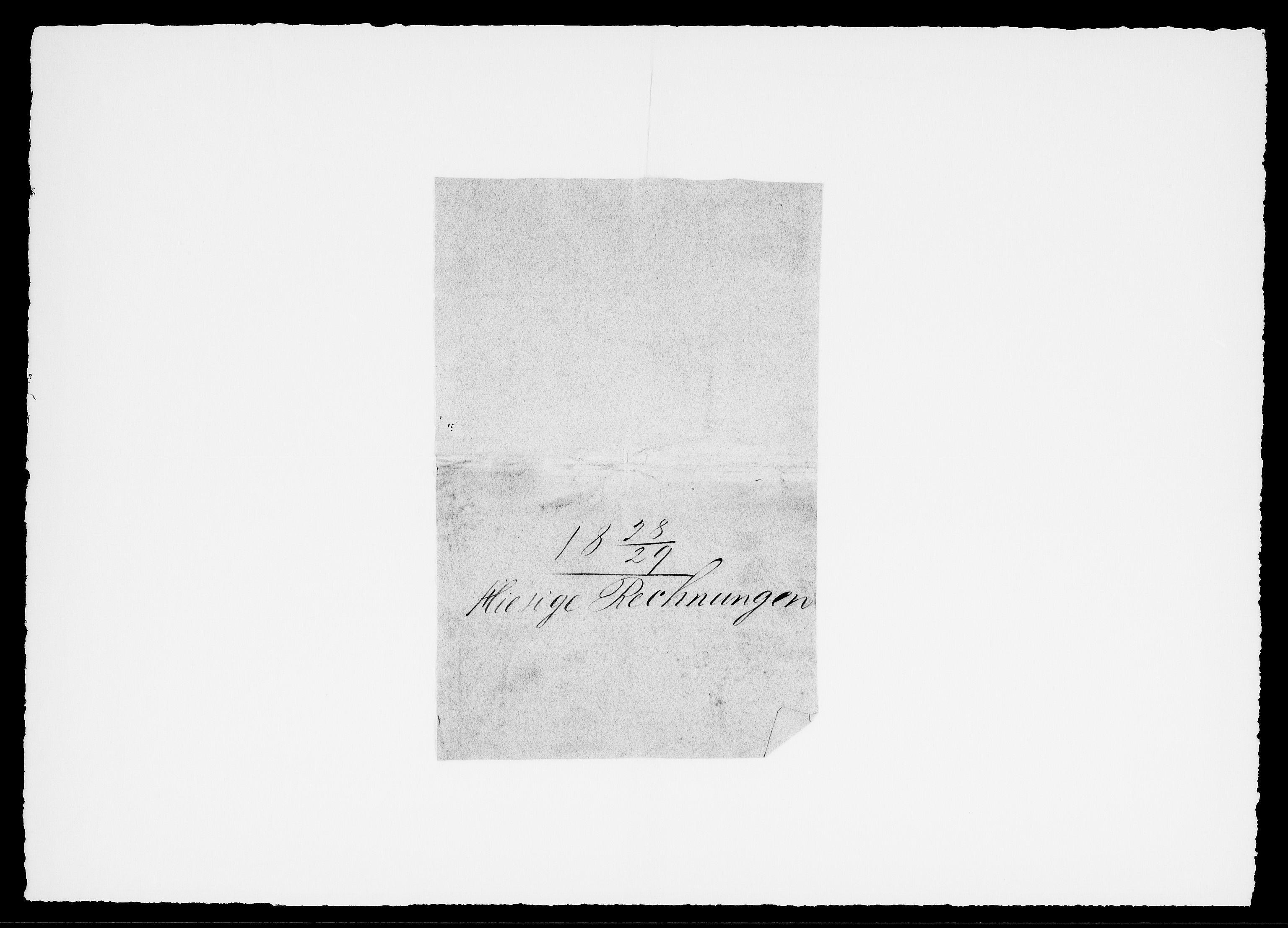 RA, Modums Blaafarveværk, G/Gd/Gdc/L0216, 1828-1831, s. 2