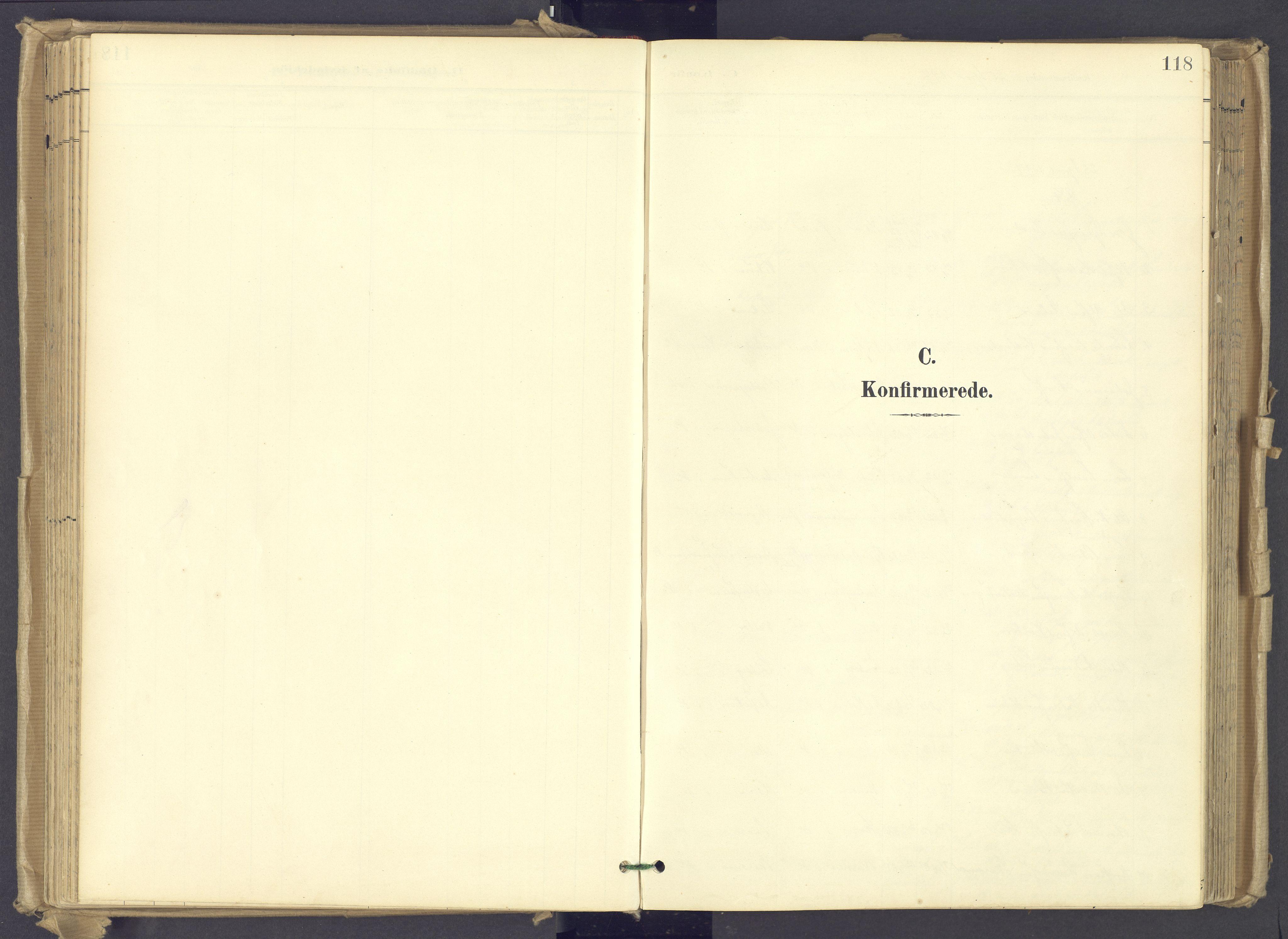 SAH, Øyer prestekontor, Ministerialbok nr. 12, 1897-1920, s. 118