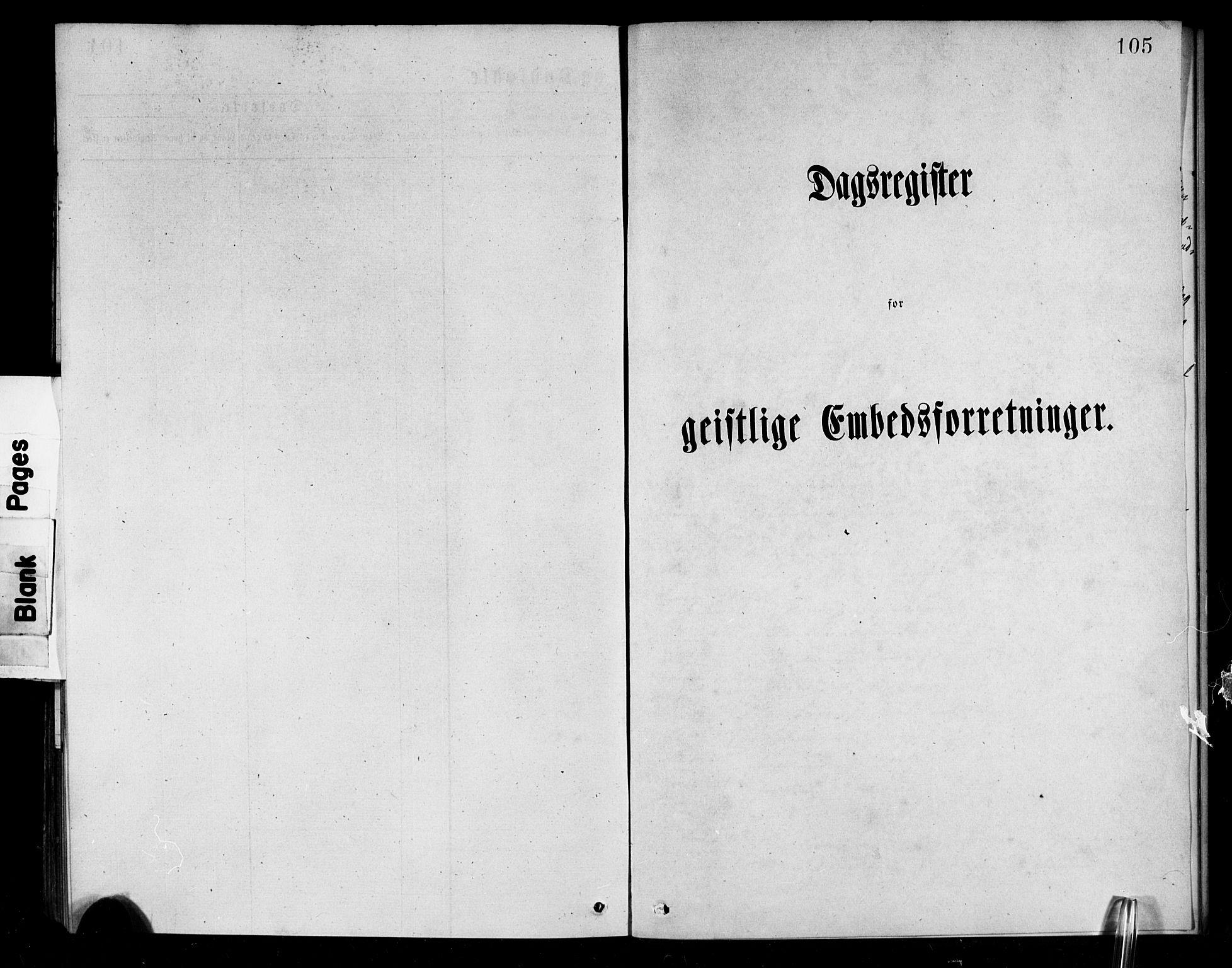 SAB, Den Norske Sjømannsmisjon i utlandet*, Ministerialbok nr. A 1, 1878-1885, s. 105