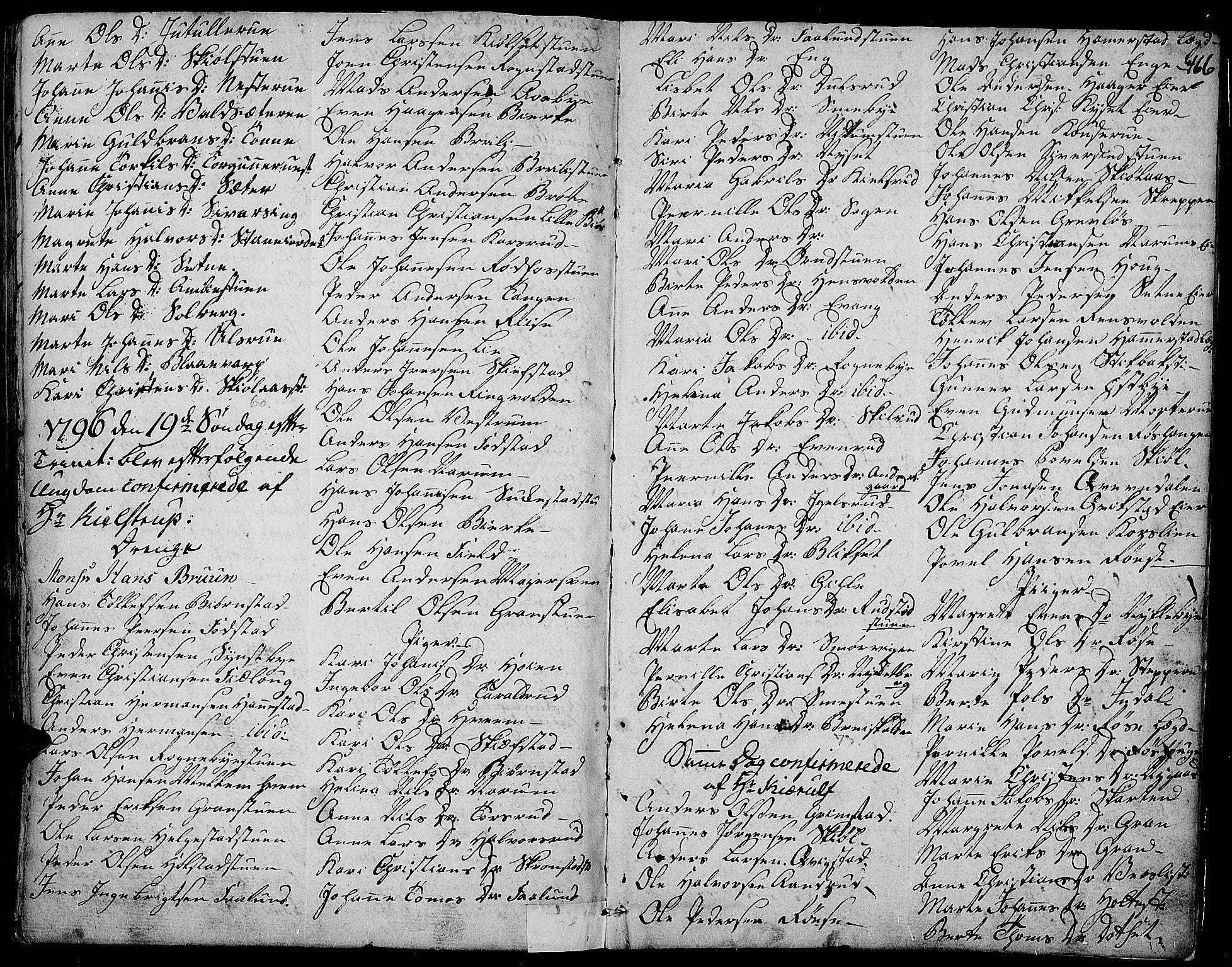 SAH, Toten prestekontor, Ministerialbok nr. 7, 1794-1809, s. 466