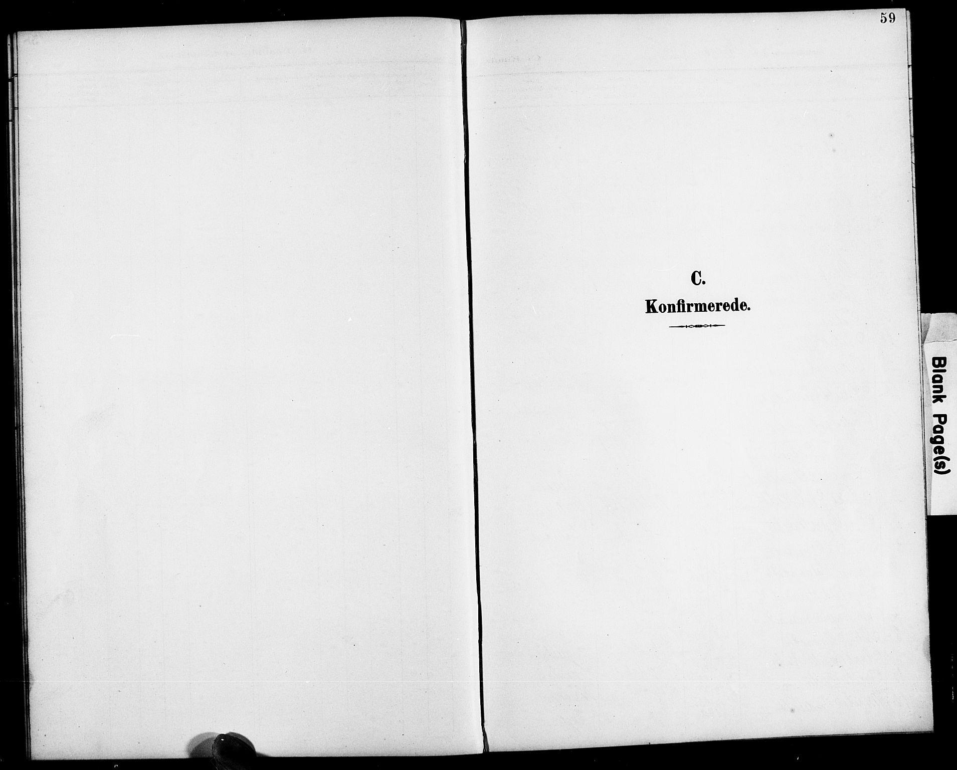 SAK, Herefoss sokneprestkontor, F/Fb/Fbb/L0003: Klokkerbok nr. B 3, 1892-1917, s. 59