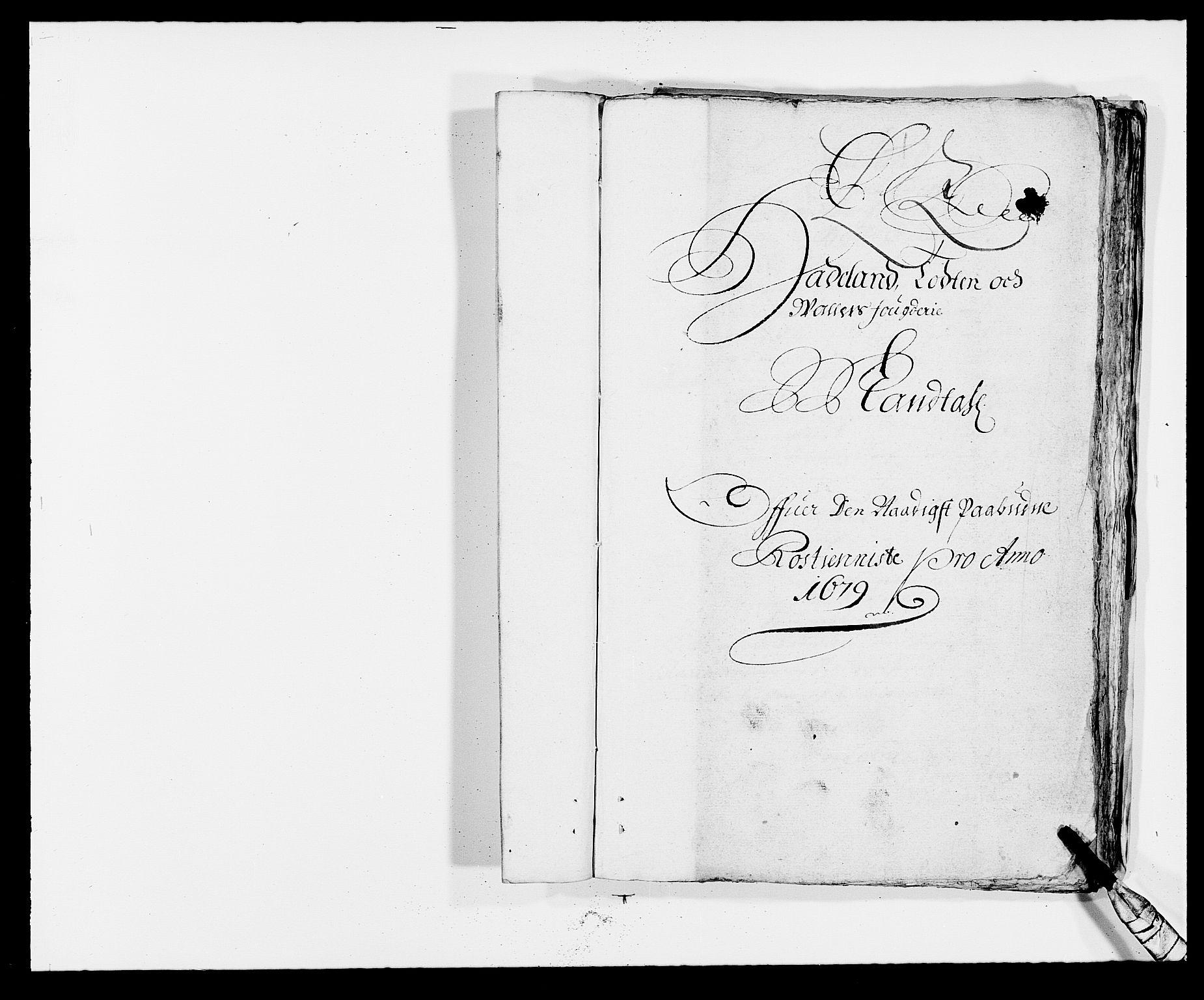RA, Rentekammeret inntil 1814, Reviderte regnskaper, Fogderegnskap, R18/L1274: Fogderegnskap Hadeland, Toten og Valdres, 1679, s. 170