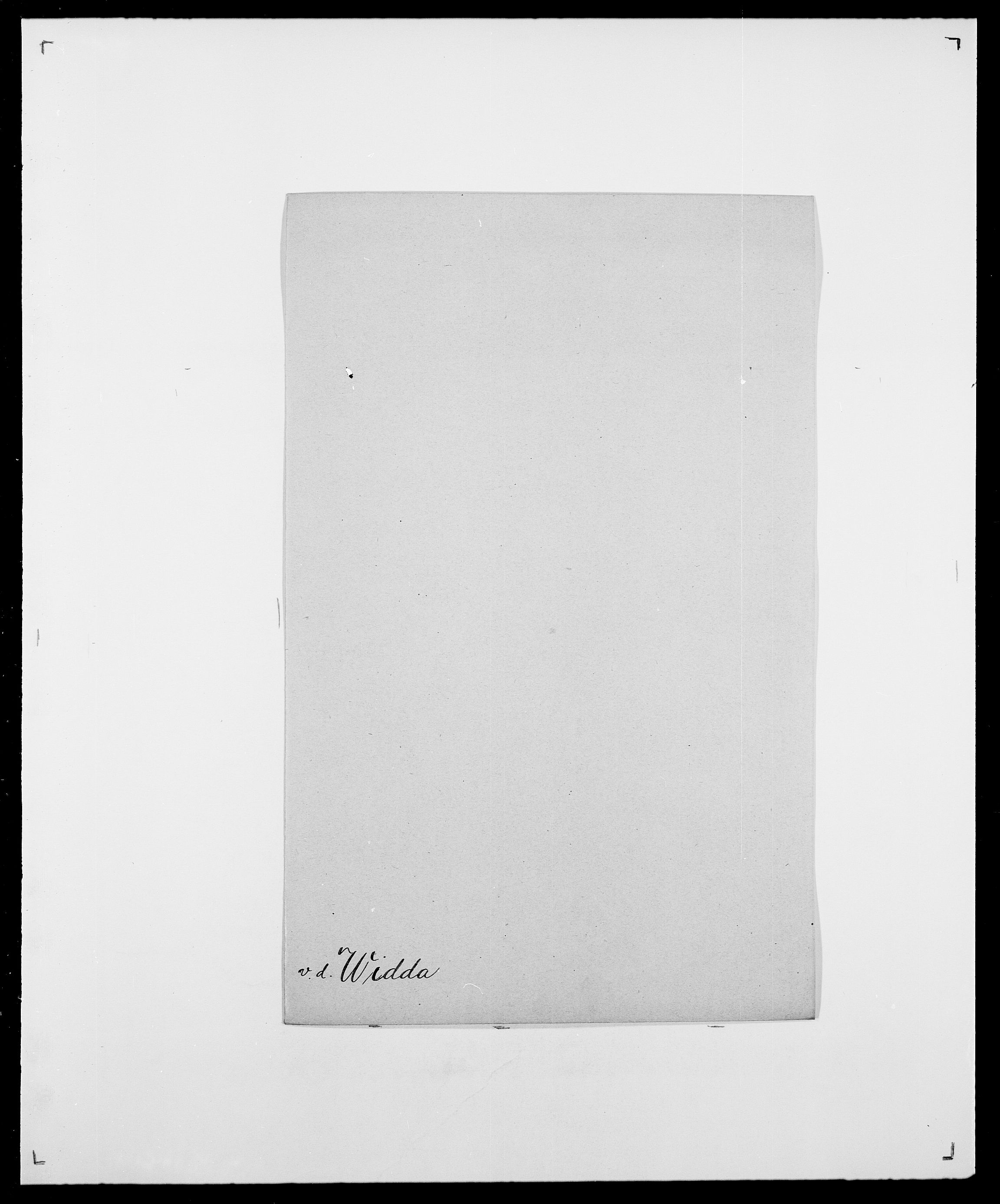 SAO, Delgobe, Charles Antoine - samling, D/Da/L0041: Vemmestad - Viker, s. 459