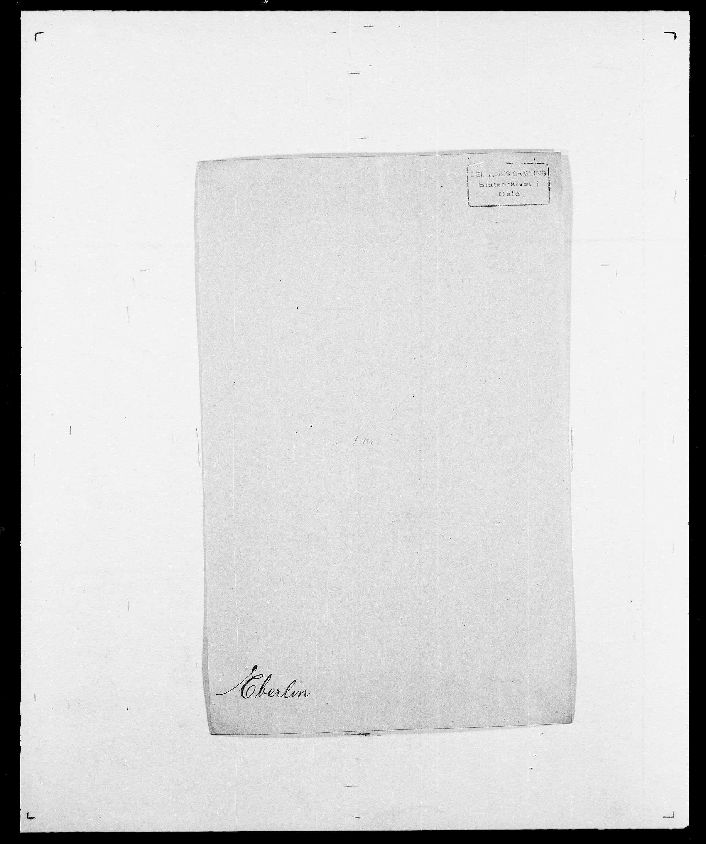 SAO, Delgobe, Charles Antoine - samling, D/Da/L0010: Dürendahl - Fagelund, s. 98