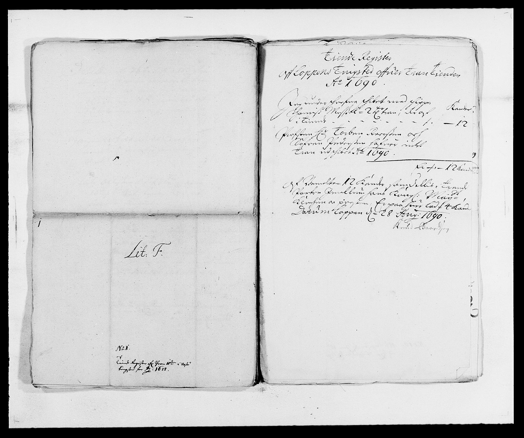 RA, Rentekammeret inntil 1814, Reviderte regnskaper, Fogderegnskap, R69/L4850: Fogderegnskap Finnmark/Vardøhus, 1680-1690, s. 254