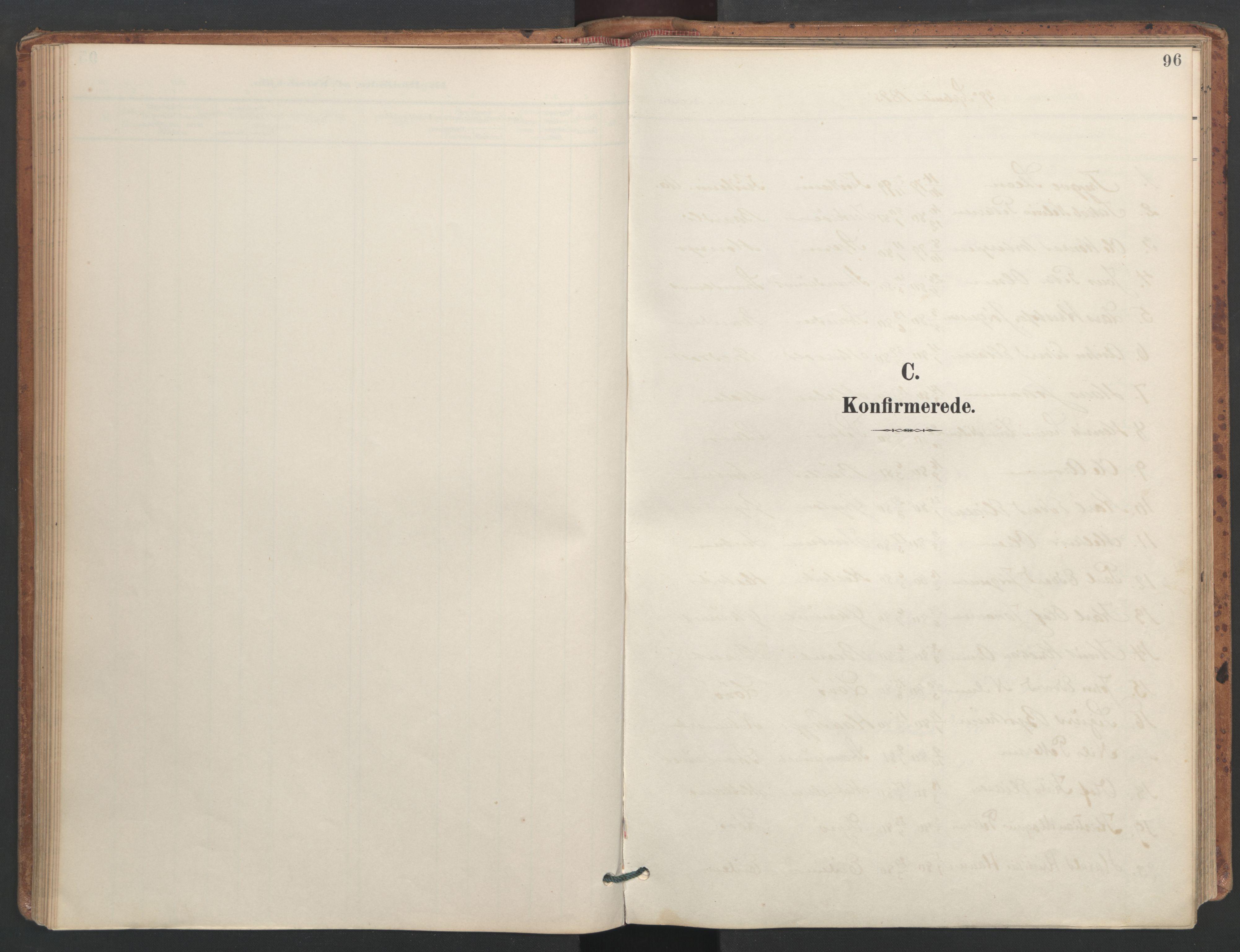 SAT, Ministerialprotokoller, klokkerbøker og fødselsregistre - Sør-Trøndelag, 655/L0681: Ministerialbok nr. 655A10, 1895-1907, s. 94