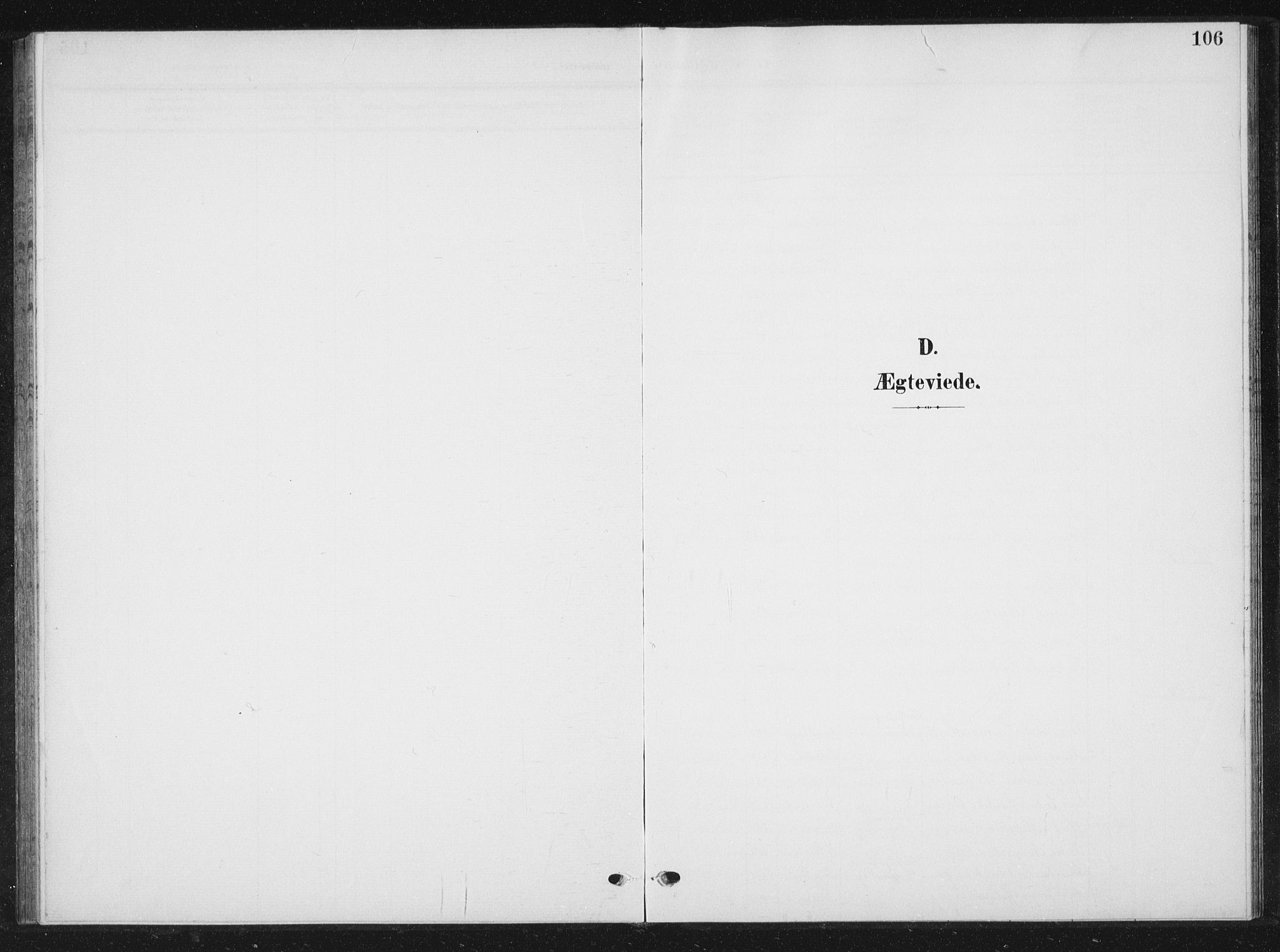 SAT, Ministerialprotokoller, klokkerbøker og fødselsregistre - Sør-Trøndelag, 616/L0424: Klokkerbok nr. 616C07, 1904-1940, s. 106