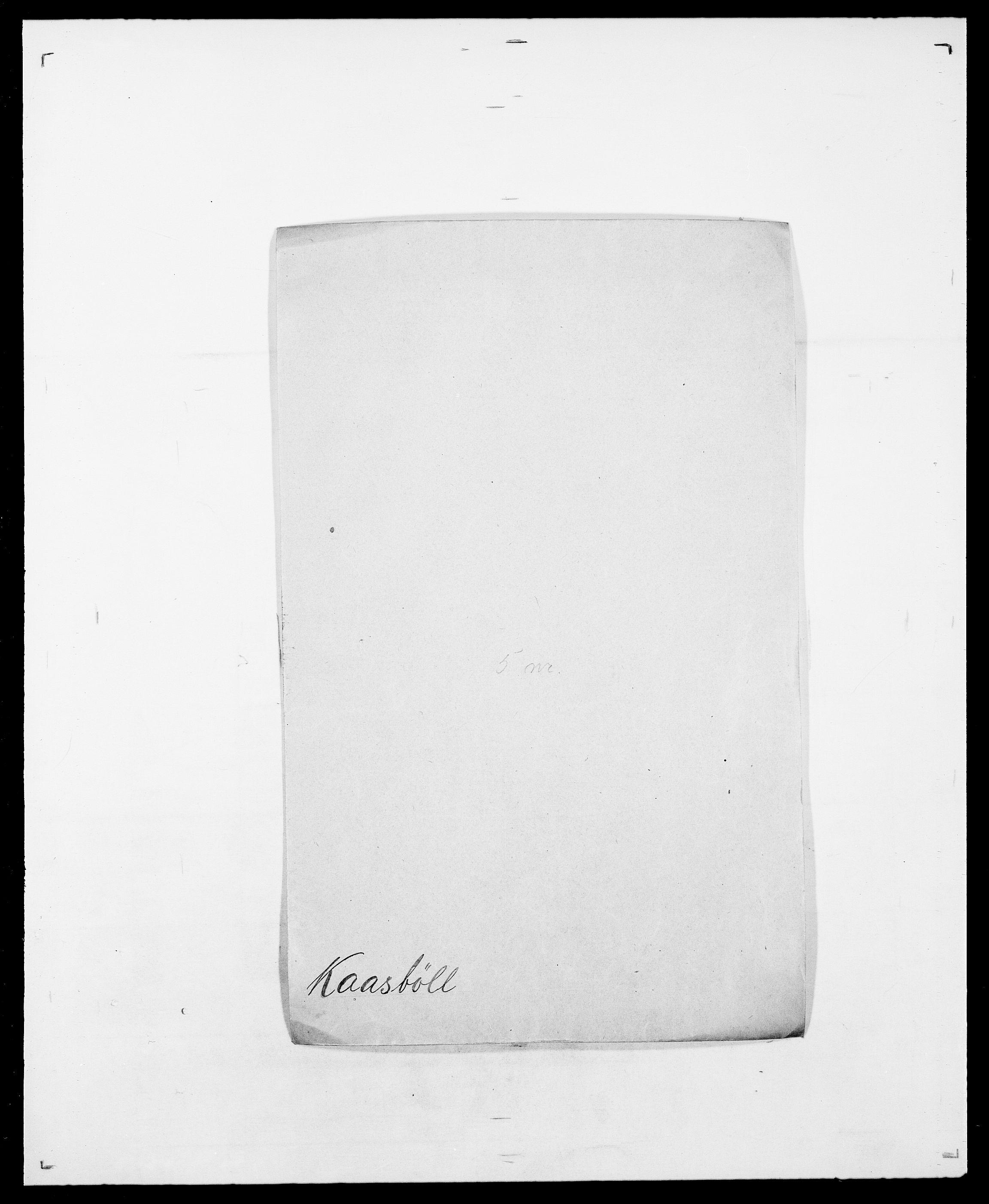 SAO, Delgobe, Charles Antoine - samling, D/Da/L0020: Irgens - Kjøsterud, s. 401