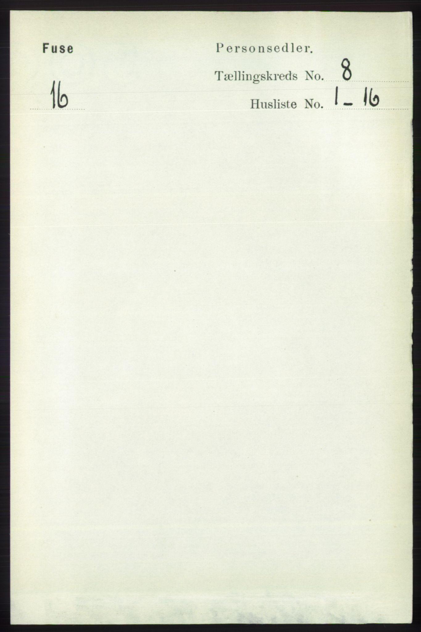 RA, Folketelling 1891 for 1241 Fusa herred, 1891, s. 1560