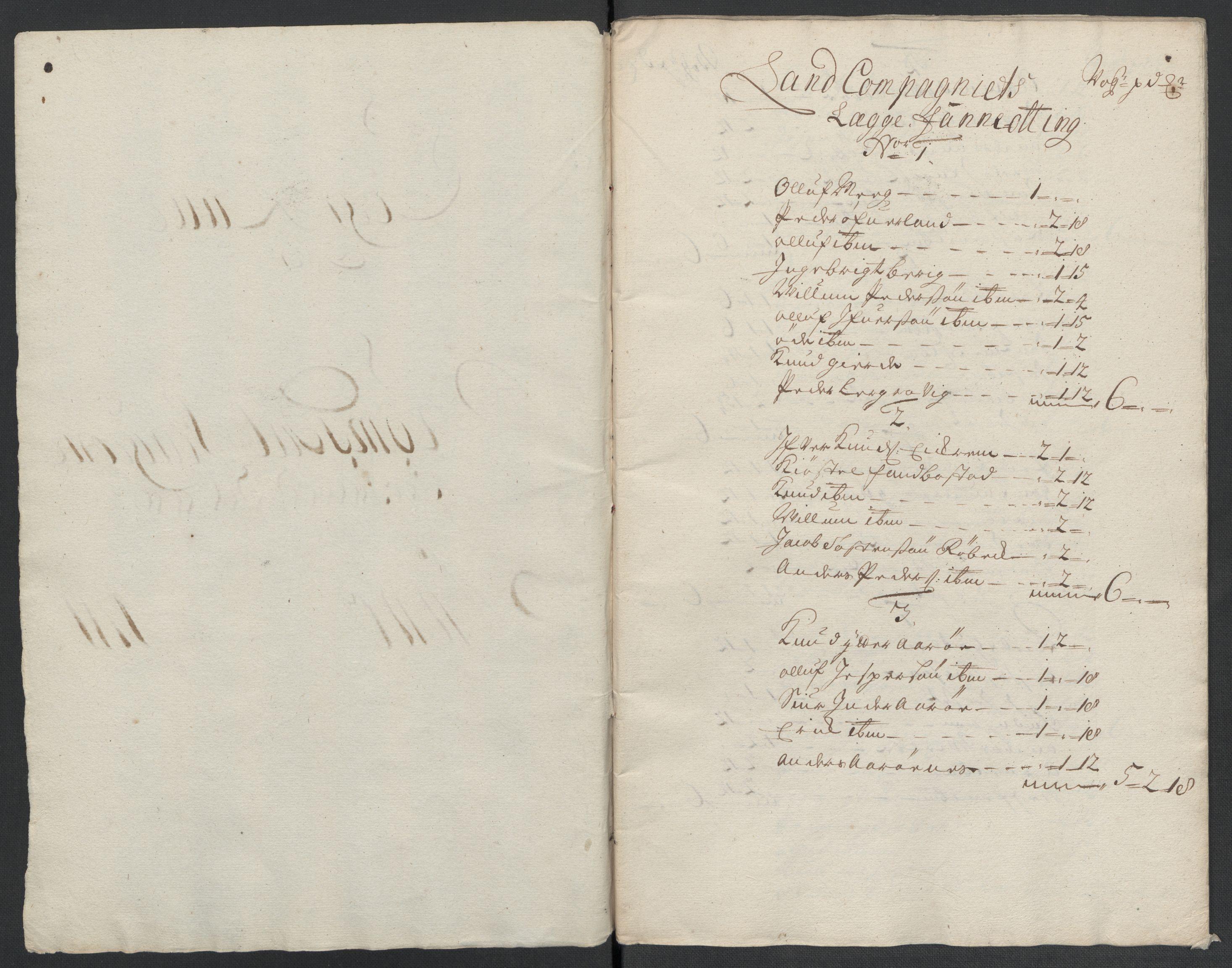 RA, Rentekammeret inntil 1814, Reviderte regnskaper, Fogderegnskap, R55/L3660: Fogderegnskap Romsdal, 1711, s. 83