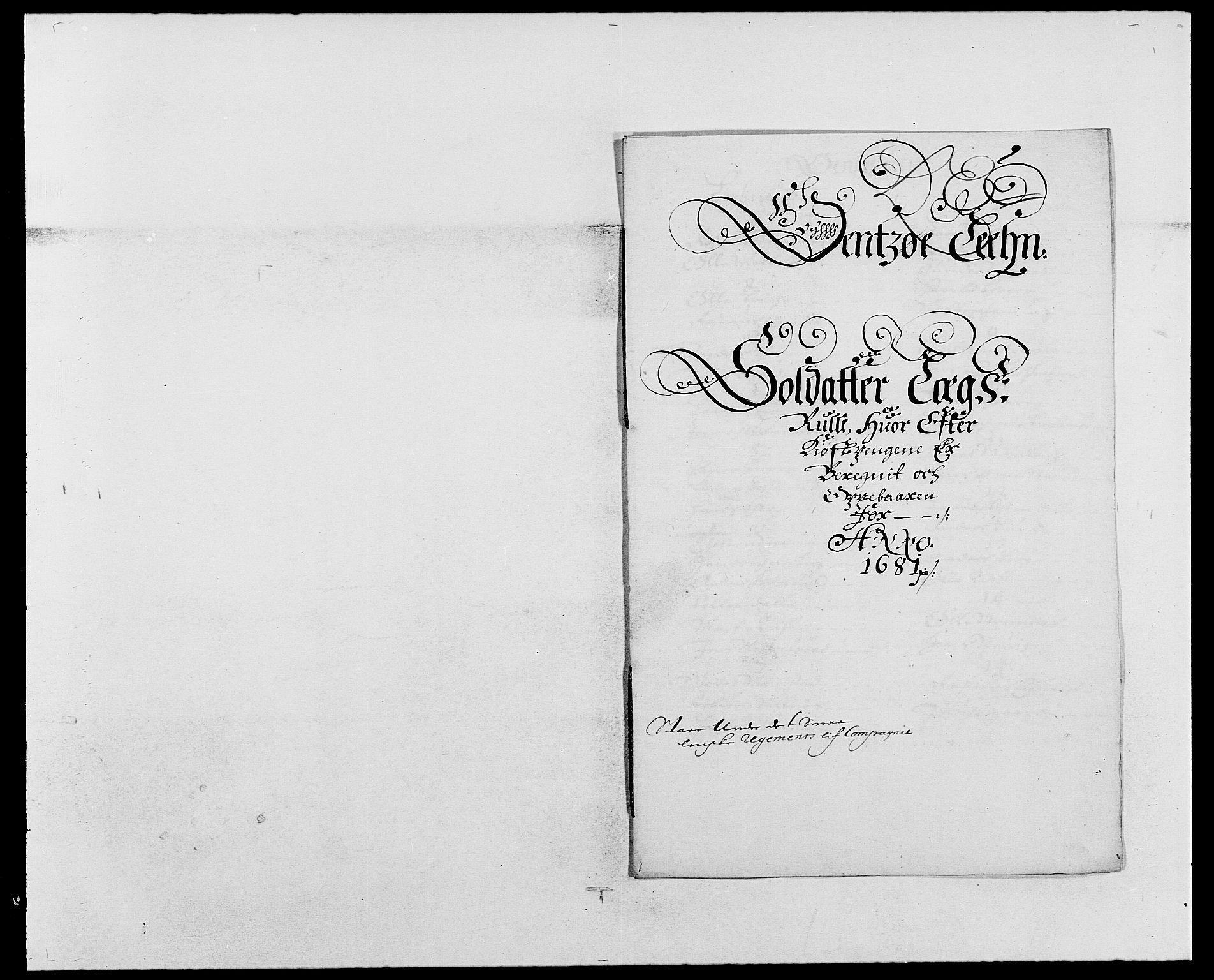 RA, Rentekammeret inntil 1814, Reviderte regnskaper, Fogderegnskap, R03/L0112: Fogderegnskap Onsøy, Tune, Veme og Åbygge fogderi, 1681-1683, s. 63
