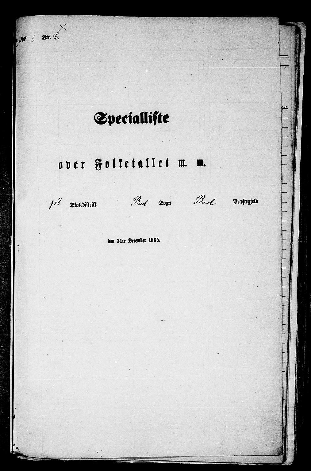 RA, Folketelling 1865 for 1549P Bud prestegjeld, 1865, s. 76