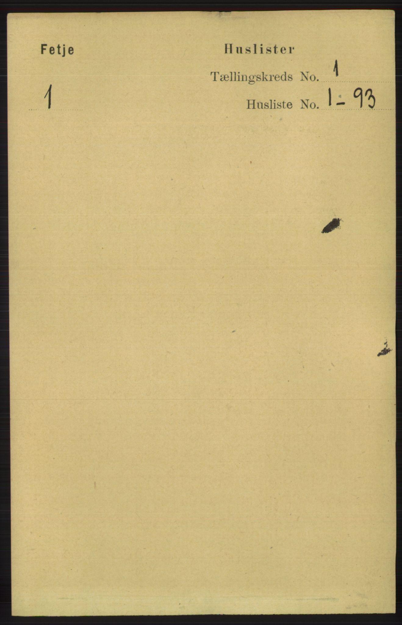 RA, Folketelling 1891 for 1222 Fitjar herred, 1891, s. 19