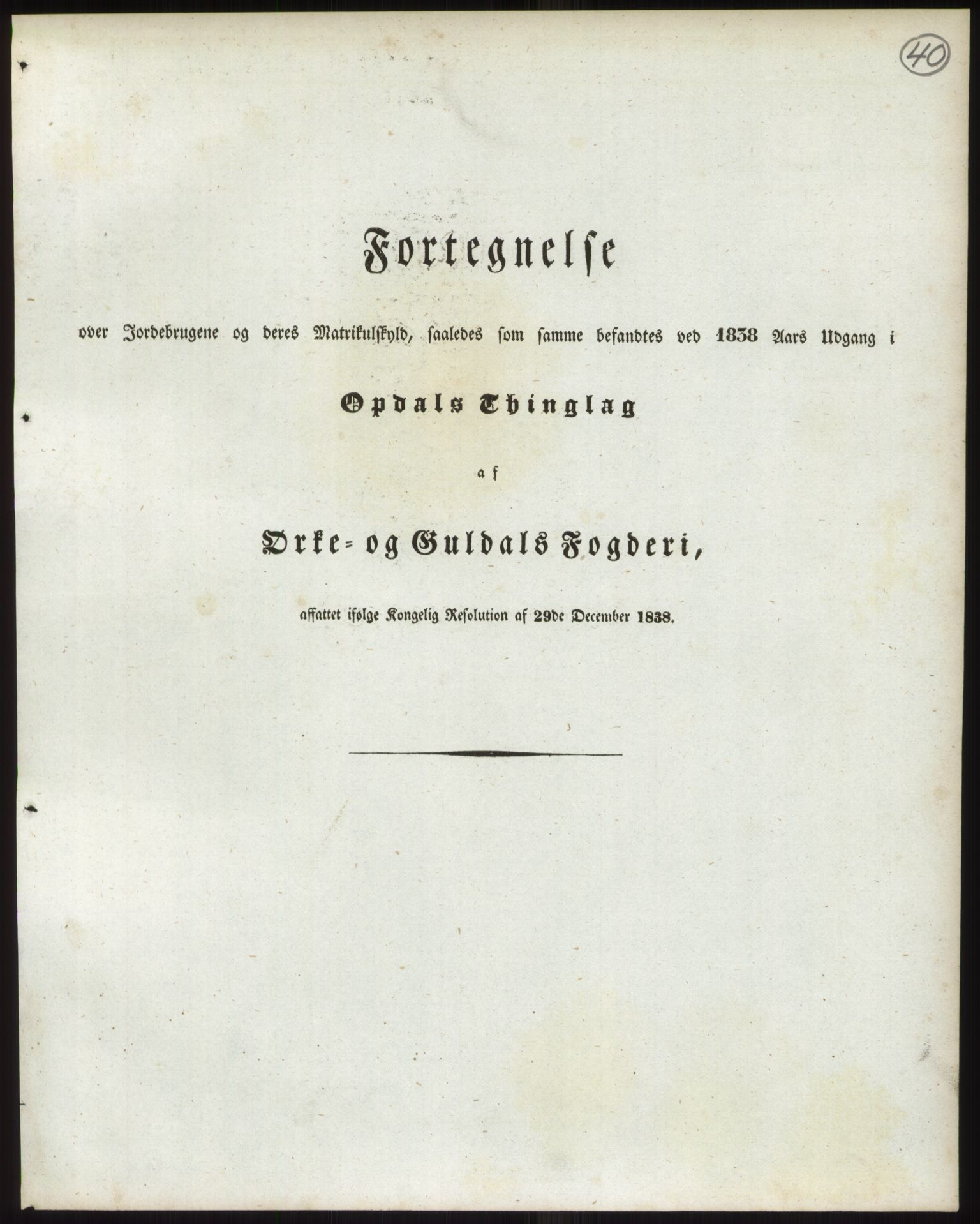 PUBL, Andre publikasjoner, -/Bind 15: Søndre Trondhjems amt, 1838, s. 68