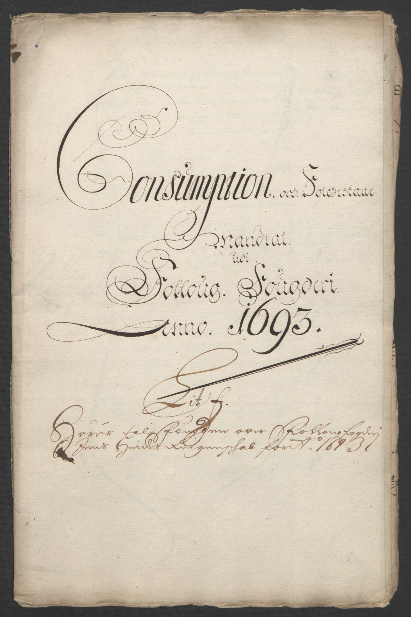 RA, Rentekammeret inntil 1814, Reviderte regnskaper, Fogderegnskap, R09/L0437: Fogderegnskap Follo, 1692-1693, s. 400