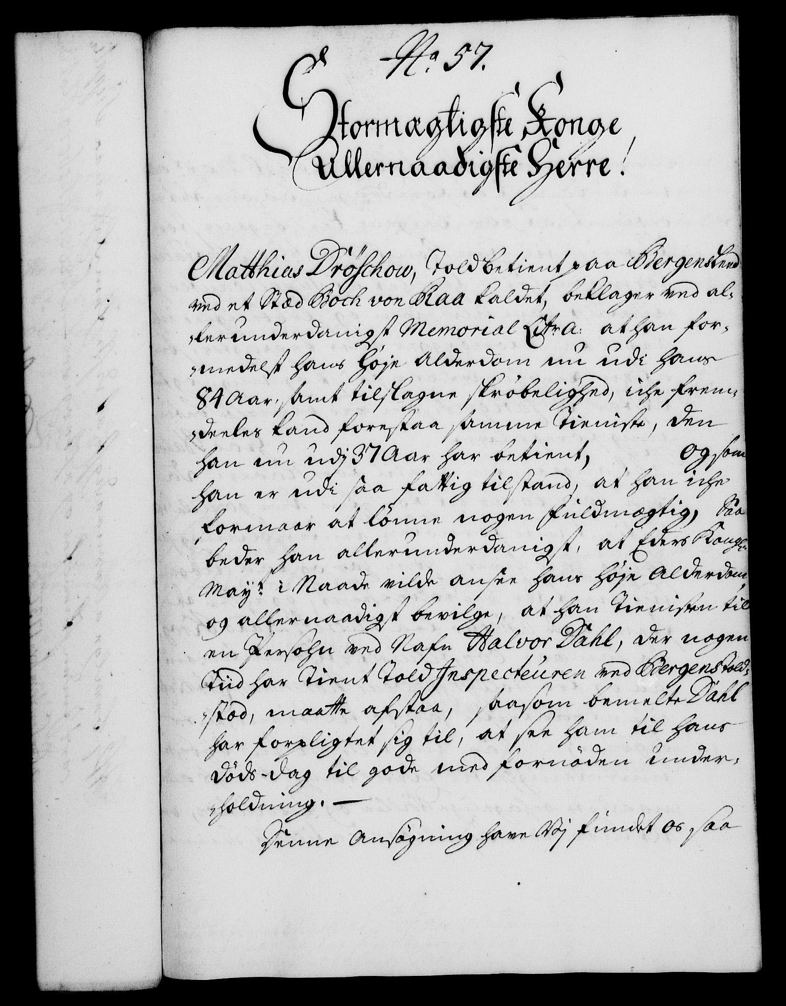 RA, Rentekammeret, Kammerkanselliet, G/Gf/Gfa/L0015: Norsk relasjons- og resolusjonsprotokoll (merket RK 52.15), 1732, s. 347