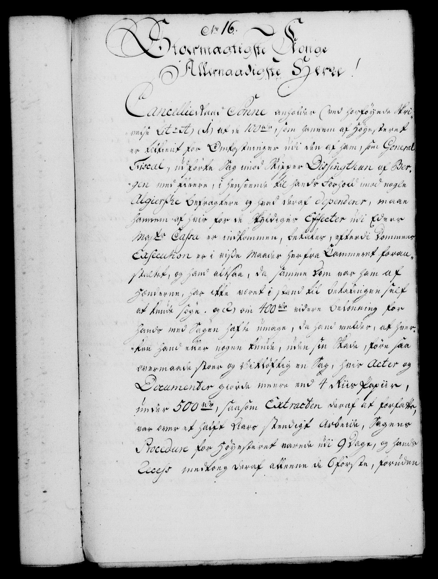 RA, Rentekammeret, Kammerkanselliet, G/Gf/Gfa/L0038: Norsk relasjons- og resolusjonsprotokoll (merket RK 52.38), 1756, s. 92