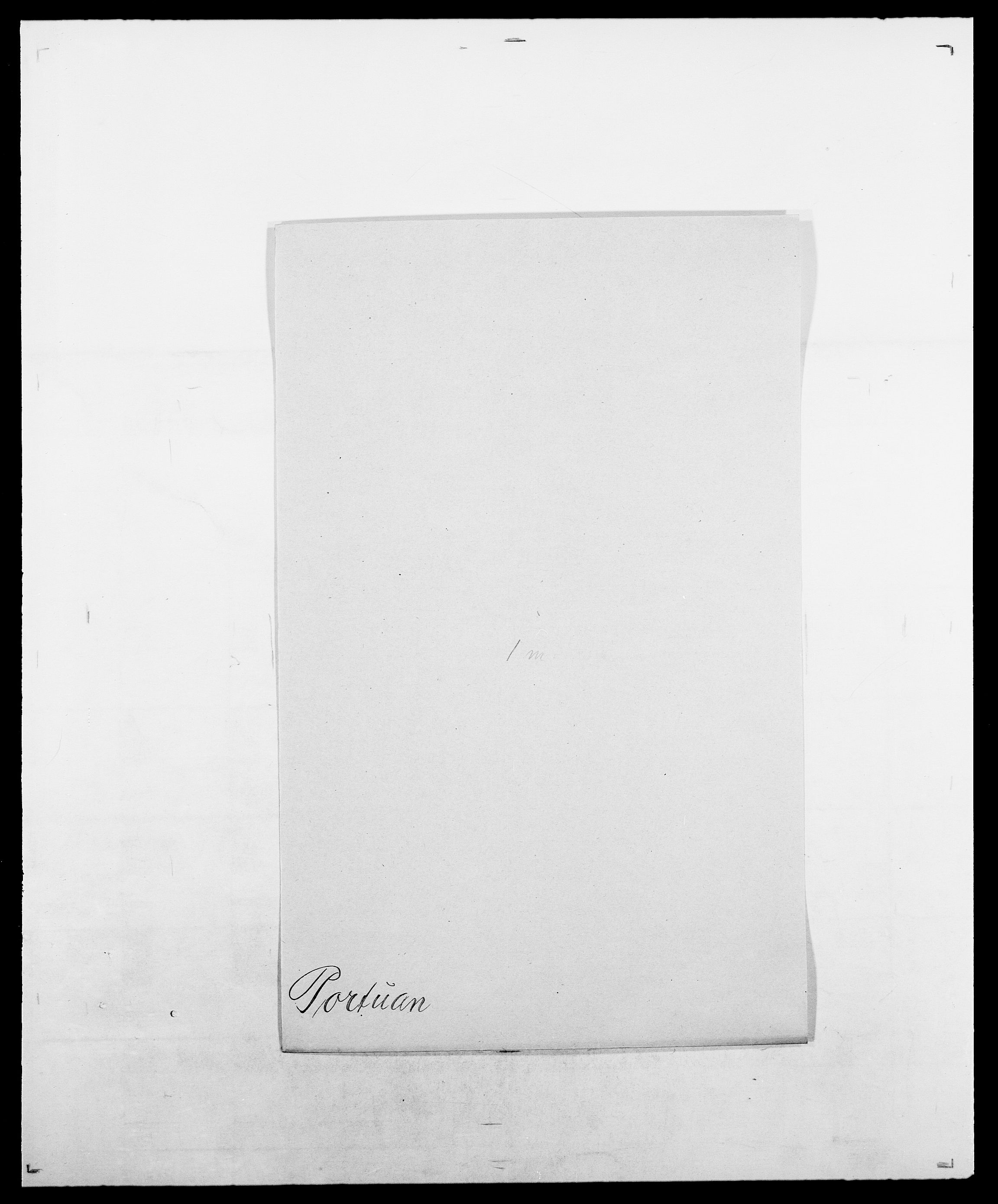 SAO, Delgobe, Charles Antoine - samling, D/Da/L0031: de Place - Raaum, s. 250