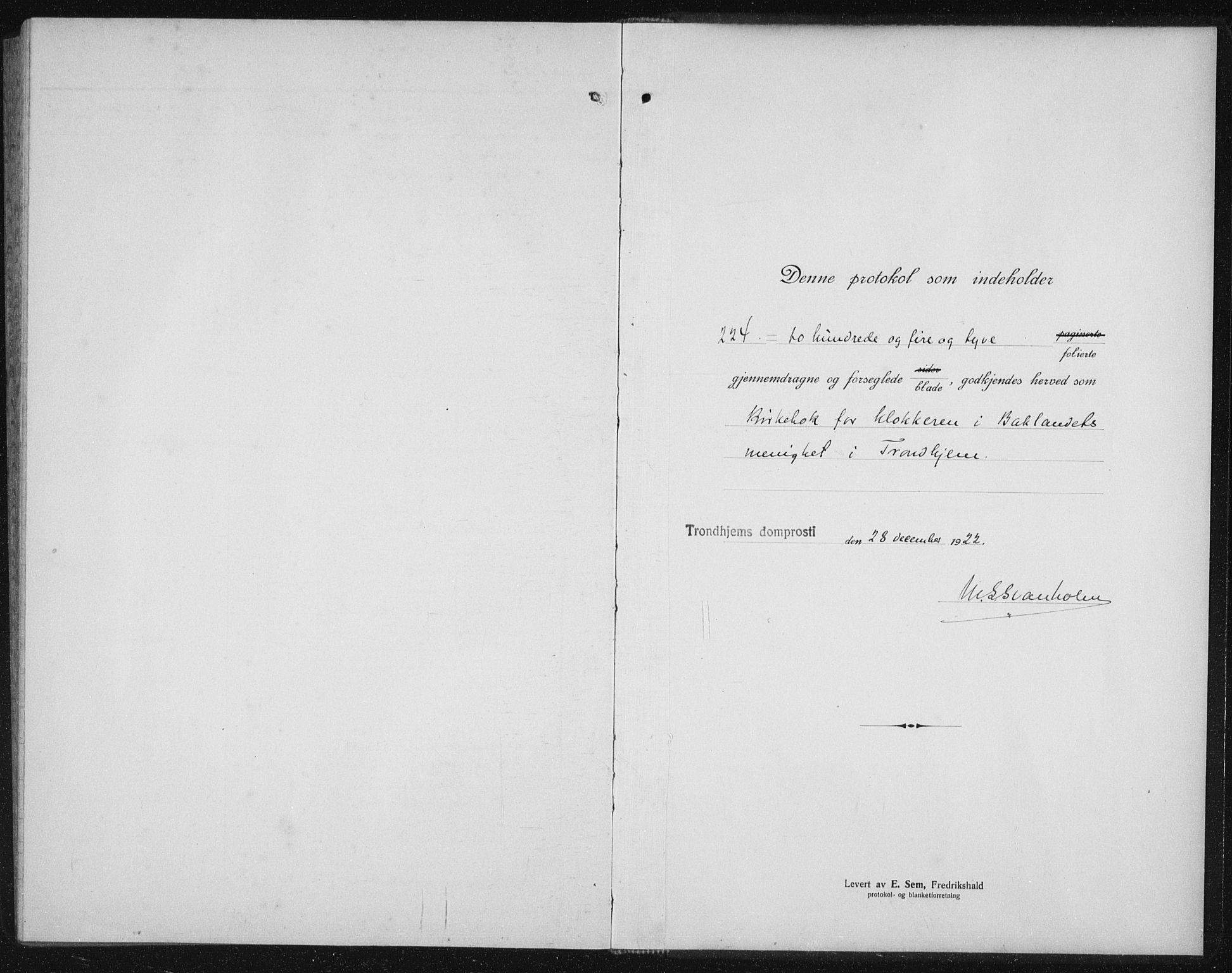 SAT, Ministerialprotokoller, klokkerbøker og fødselsregistre - Sør-Trøndelag, 604/L0227: Klokkerbok nr. 604C10, 1923-1942