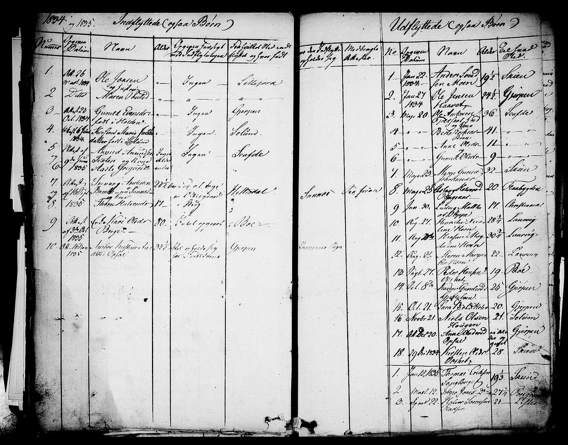 SAKO, Holla kirkebøker, F/Fa/L0004: Ministerialbok nr. 4, 1830-1848, s. 394