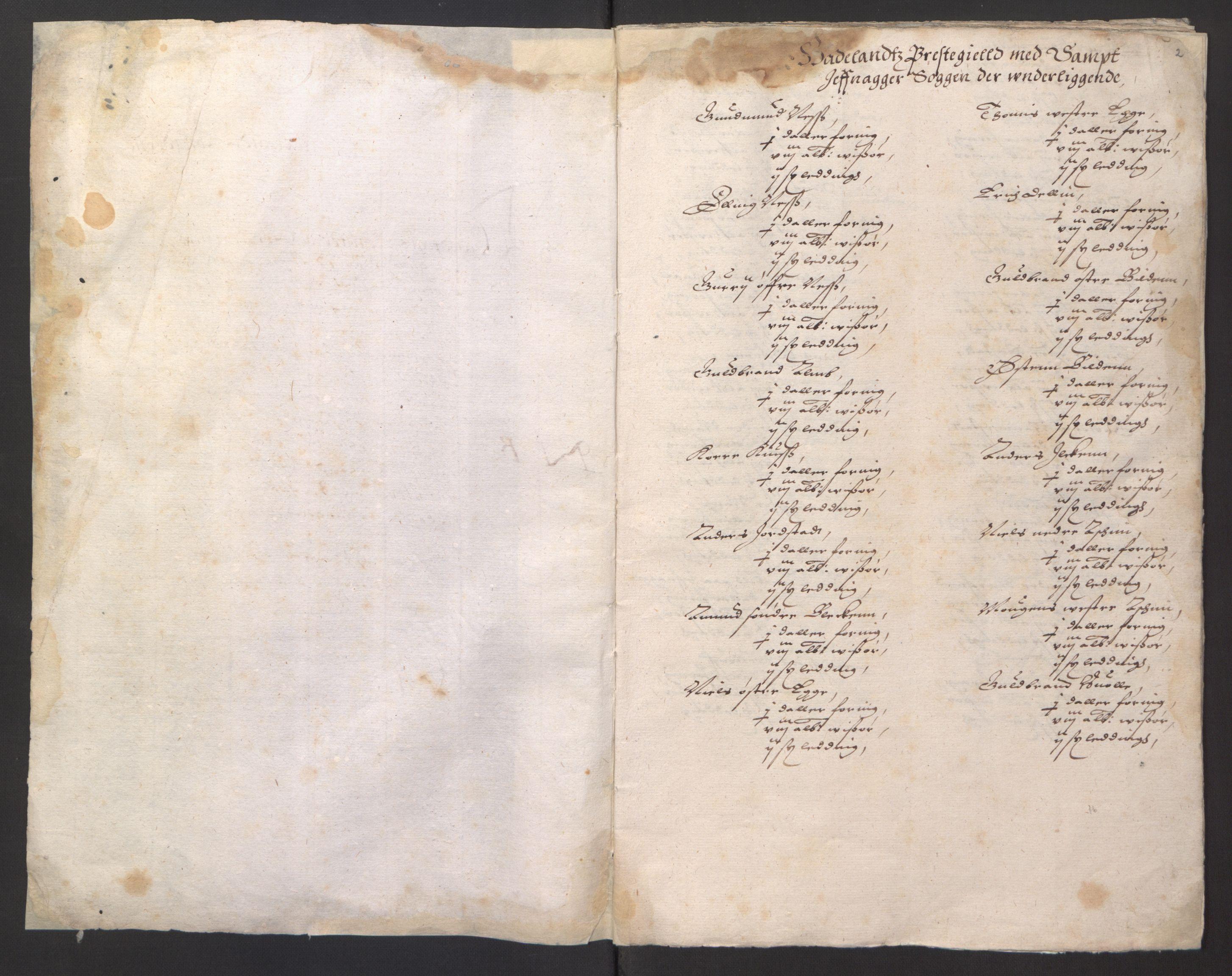 RA, Stattholderembetet 1572-1771, Ek/L0001: Jordebøker før 1624 og til utligning av garnisonsskatt 1624-1626:, 1624-1625, s. 68