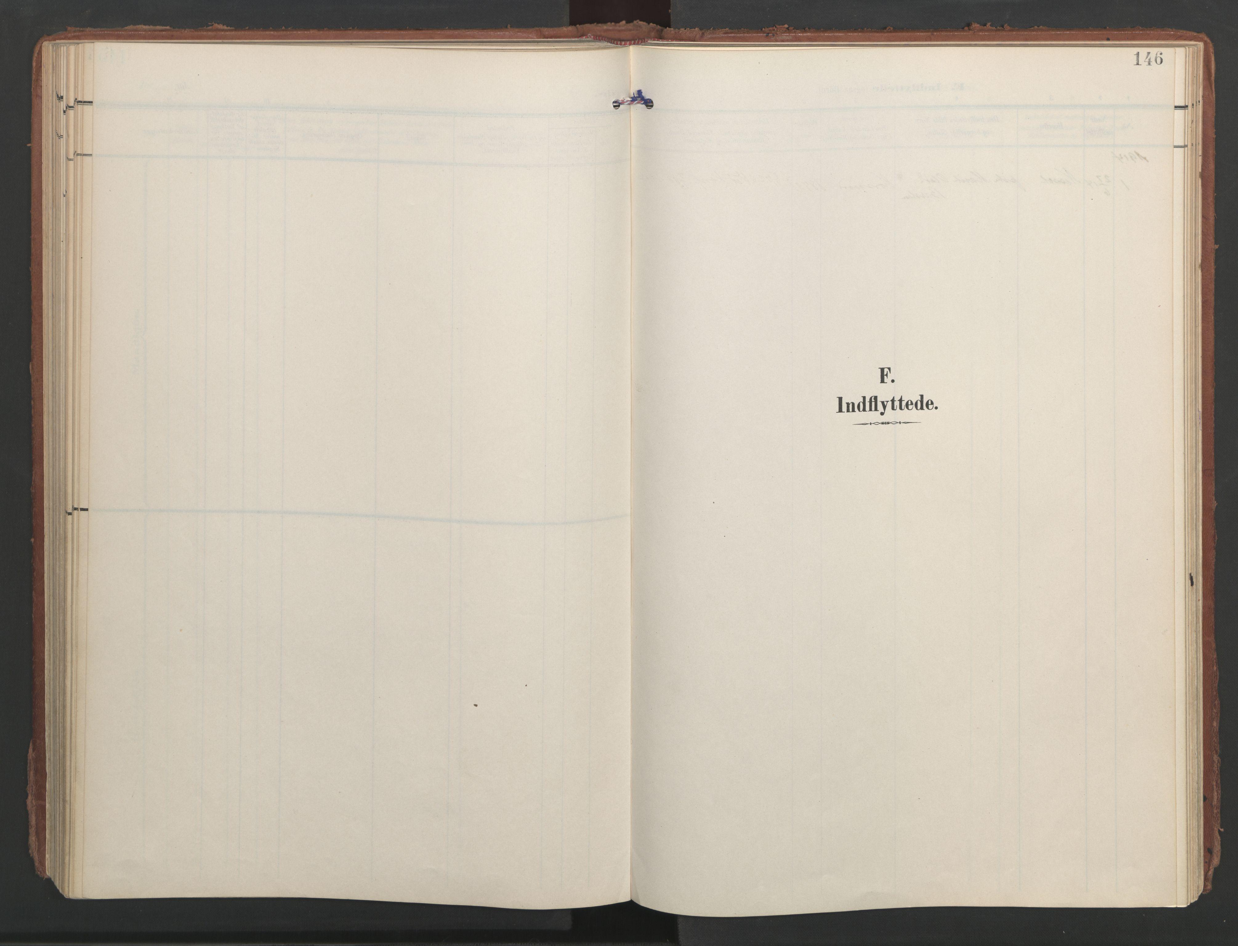 SAT, Ministerialprotokoller, klokkerbøker og fødselsregistre - Møre og Romsdal, 547/L0605: Ministerialbok nr. 547A07, 1907-1936, s. 146