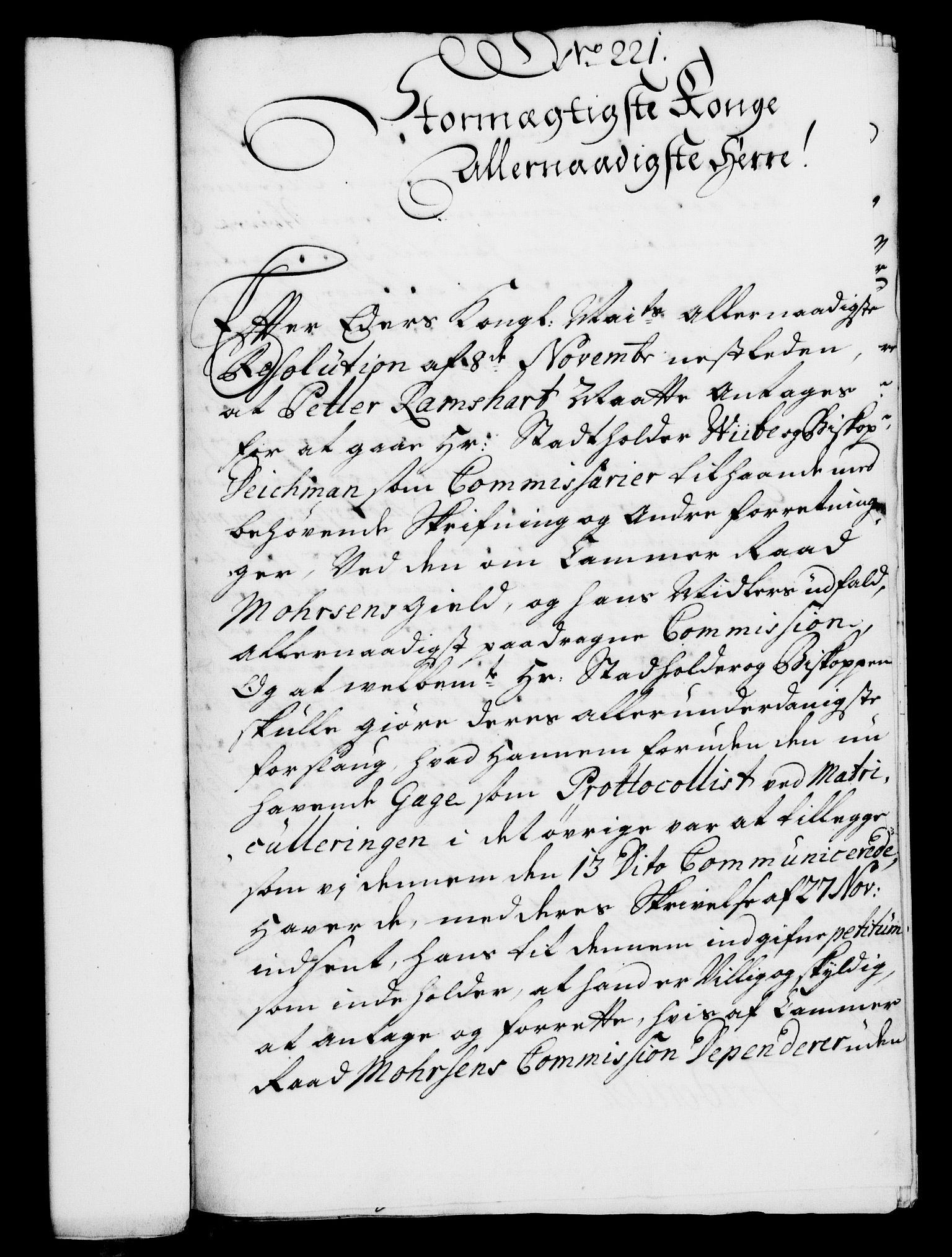 RA, Rentekammeret, Kammerkanselliet, G/Gf/Gfa/L0006: Norsk relasjons- og resolusjonsprotokoll (merket RK 52.6), 1723, s. 1361