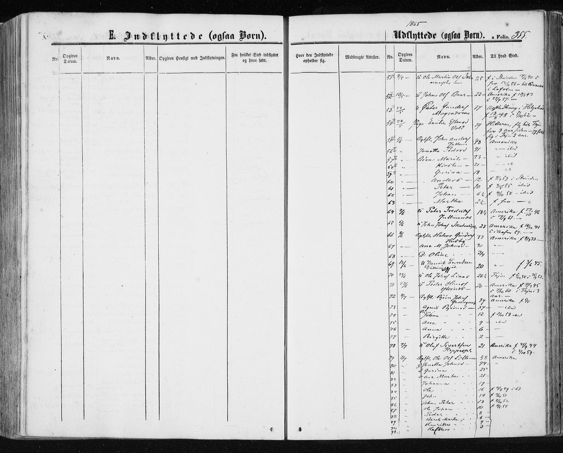 SAT, Ministerialprotokoller, klokkerbøker og fødselsregistre - Nord-Trøndelag, 709/L0075: Ministerialbok nr. 709A15, 1859-1870, s. 355