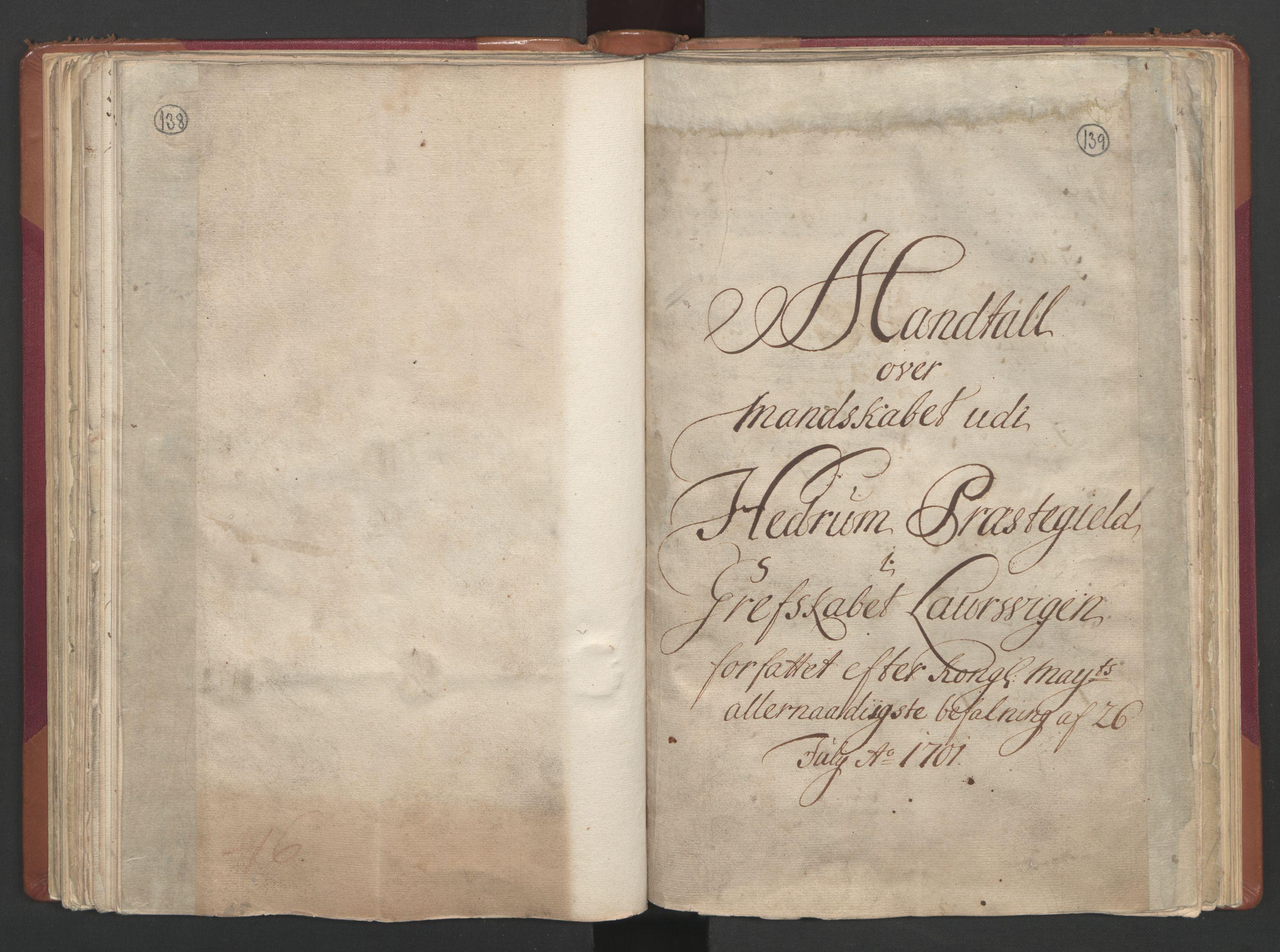RA, Manntallet 1701, nr. 2: Solør, Odal og Østerdal fogderi og Larvik grevskap, 1701, s. 138-139