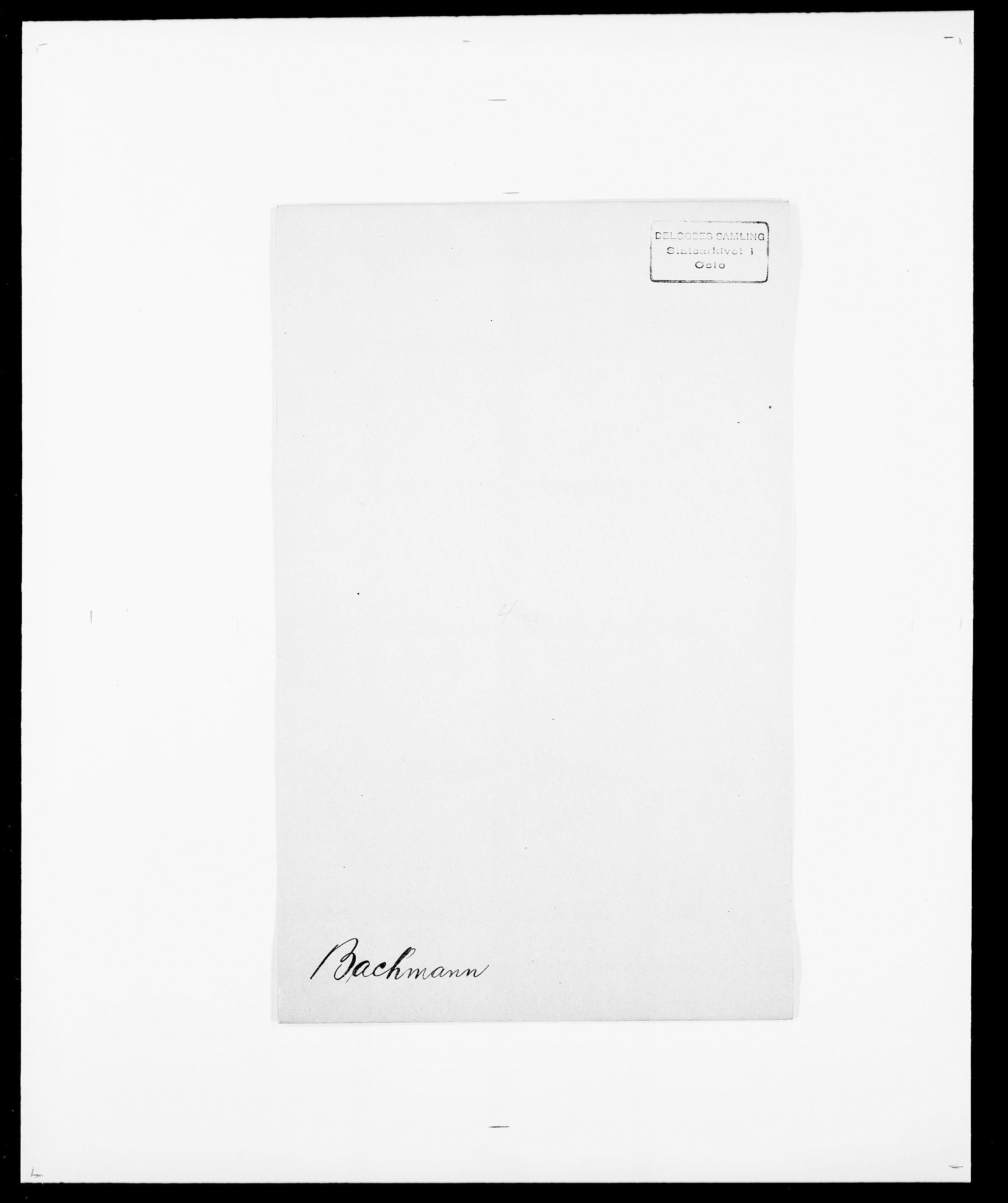 SAO, Delgobe, Charles Antoine - samling, D/Da/L0003: Barca - Bergen, s. 44