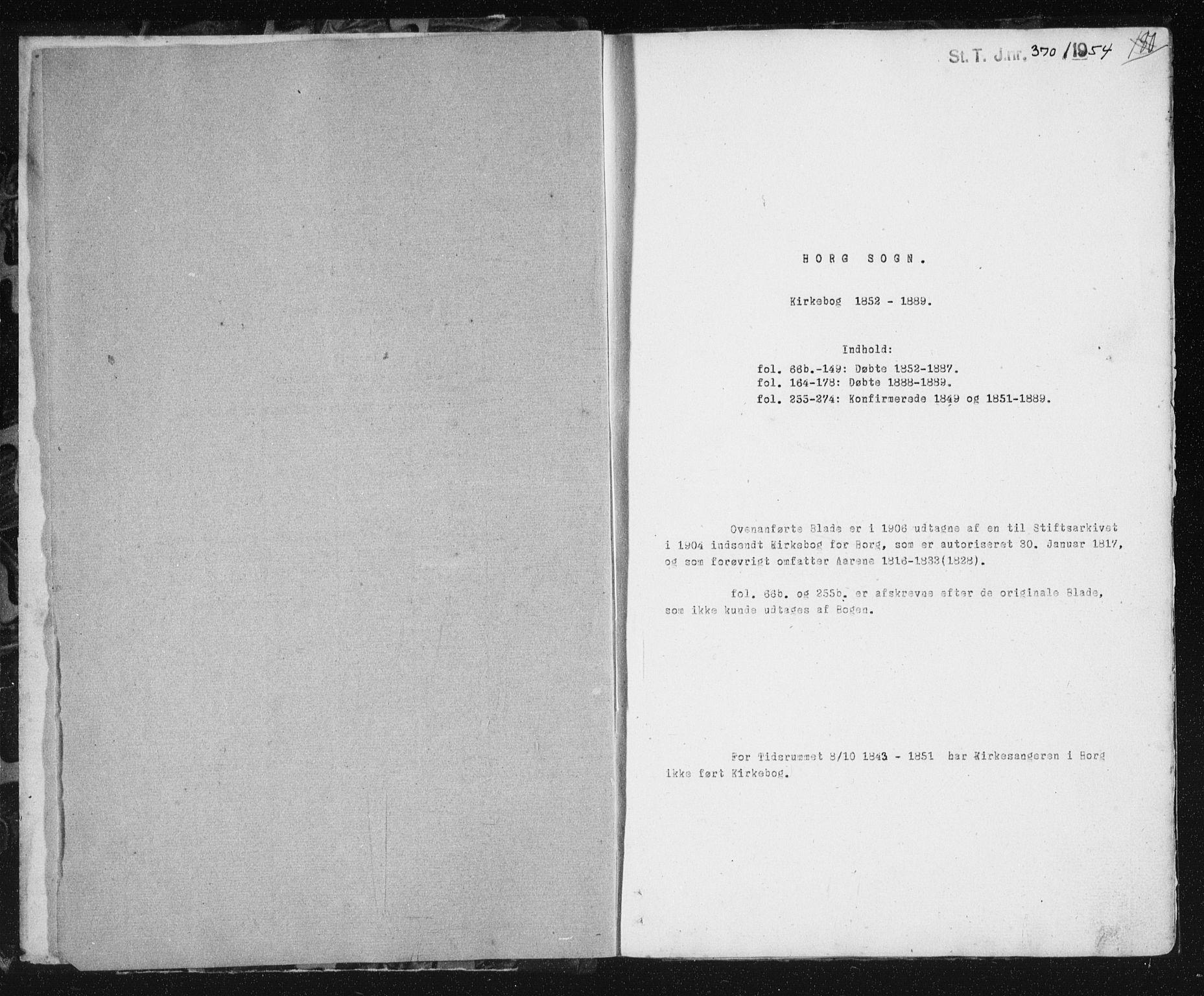 SAT, Ministerialprotokoller, klokkerbøker og fødselsregistre - Sør-Trøndelag, 692/L1110: Klokkerbok nr. 692C05, 1849-1889