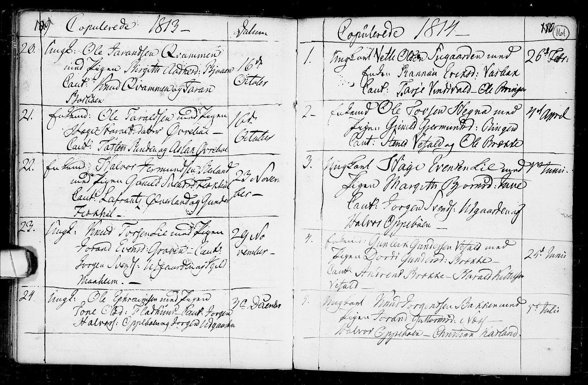 SAKO, Seljord kirkebøker, F/Fa/L0008: Ministerialbok nr. I 8, 1755-1814, s. 161