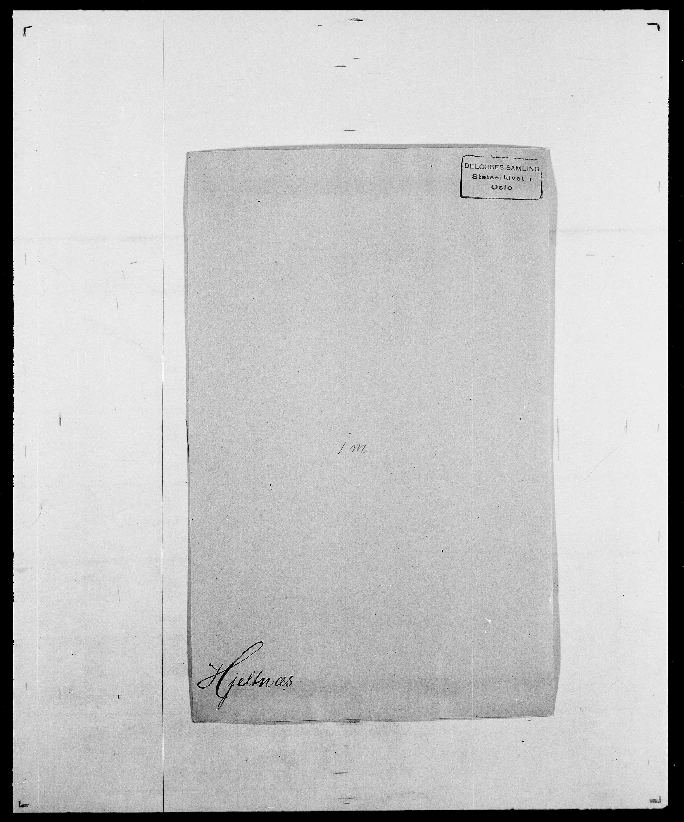 SAO, Delgobe, Charles Antoine - samling, D/Da/L0017: Helander - Hjørne, s. 539