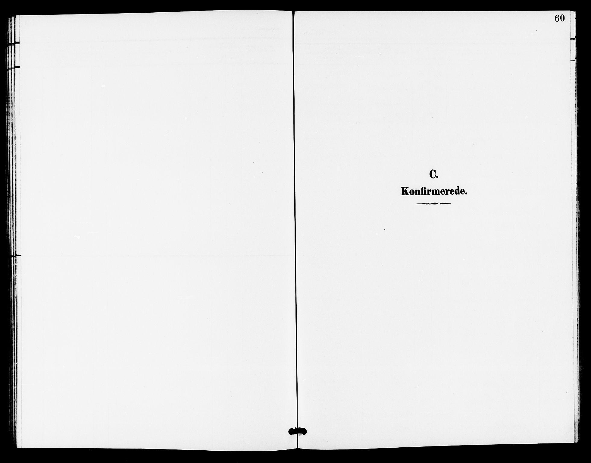 SAKO, Lunde kirkebøker, G/Ga/L0003: Klokkerbok nr. I 3, 1896-1905, s. 60