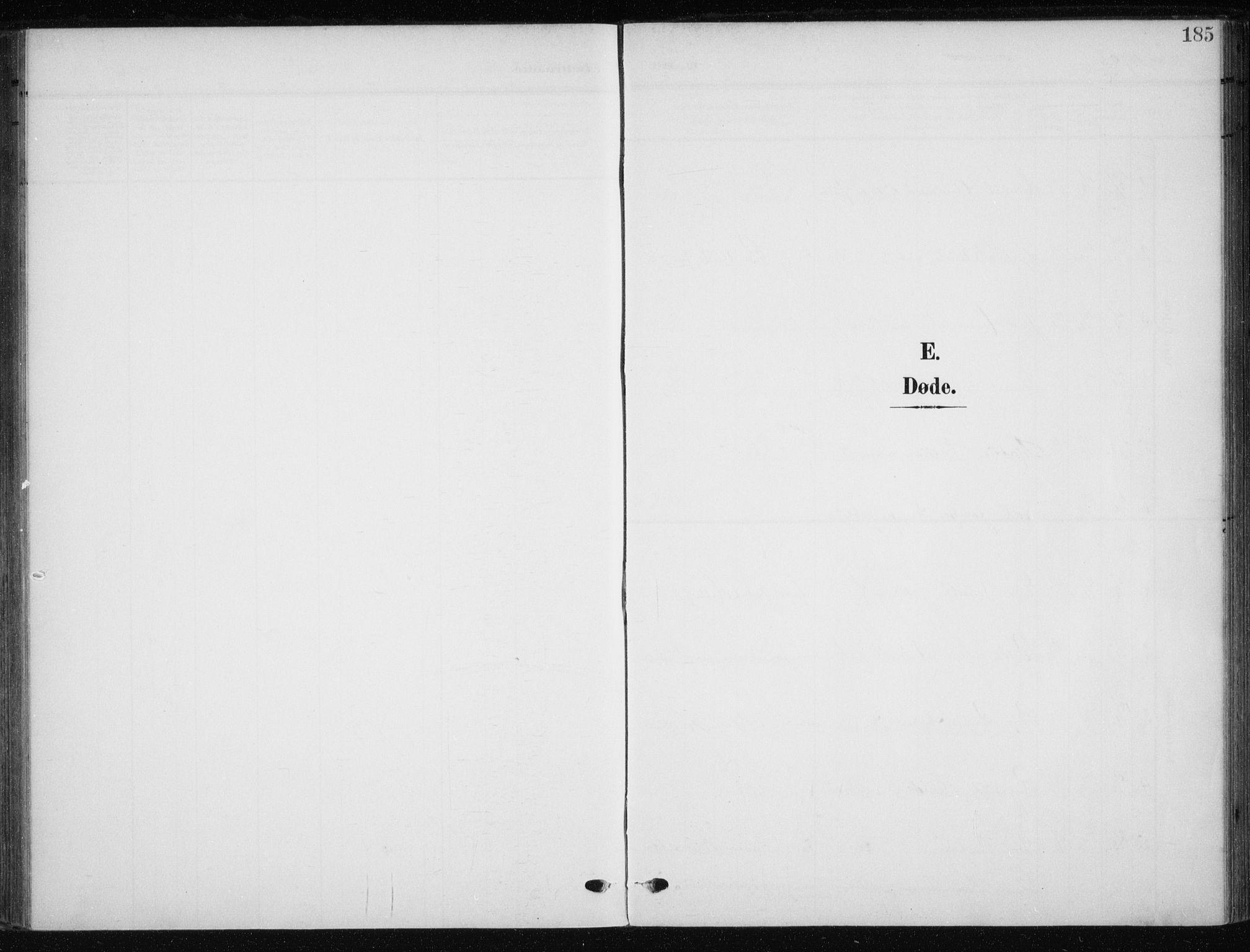 SATØ, Kistrand/Porsanger sokneprestembete, H/Ha/L0014.kirke: Ministerialbok nr. 14, 1908-1917, s. 185