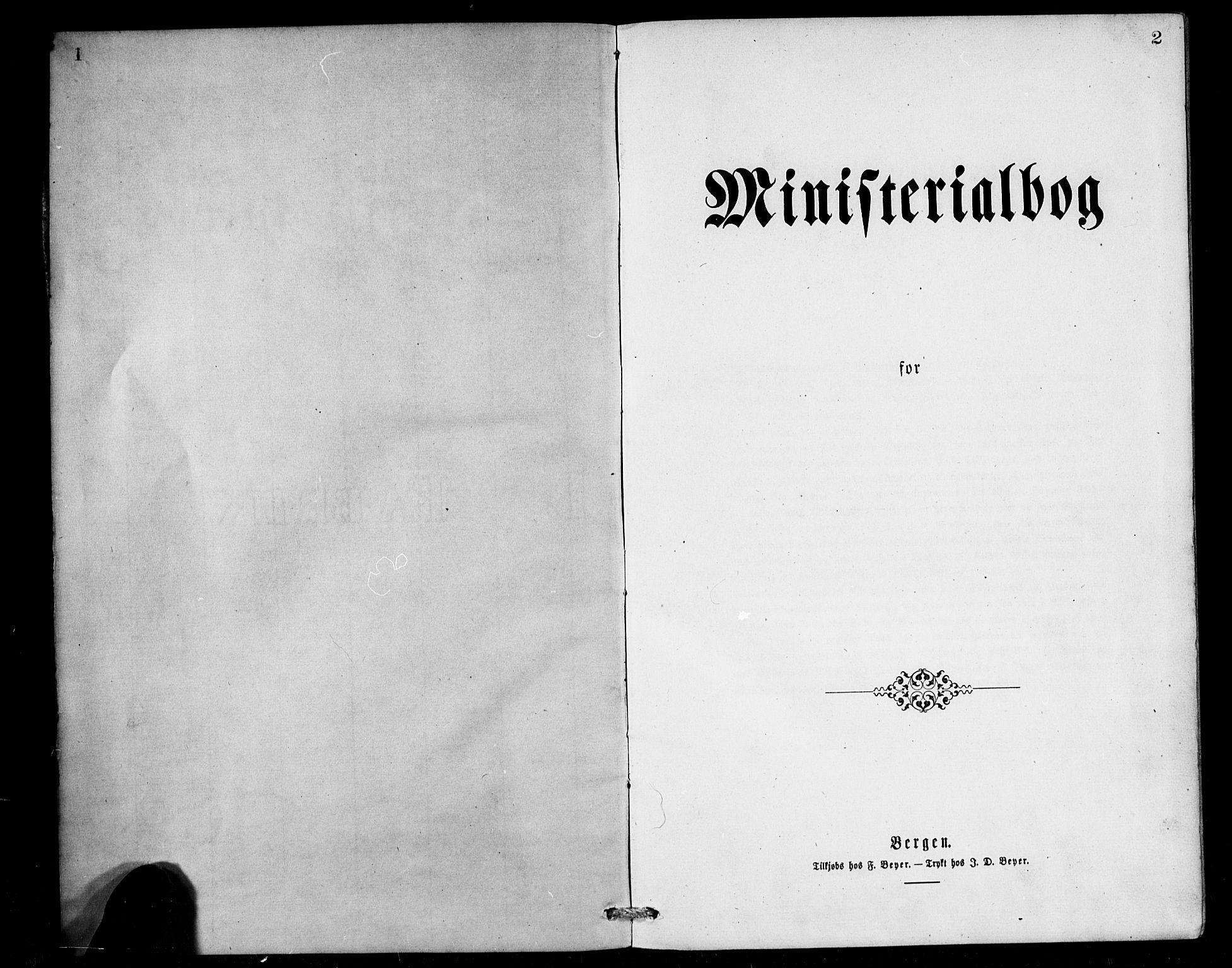 SAB, Den Norske Sjømannsmisjon i utlandet*, Ministerialbok nr. A 1, 1868-1887, s. 2